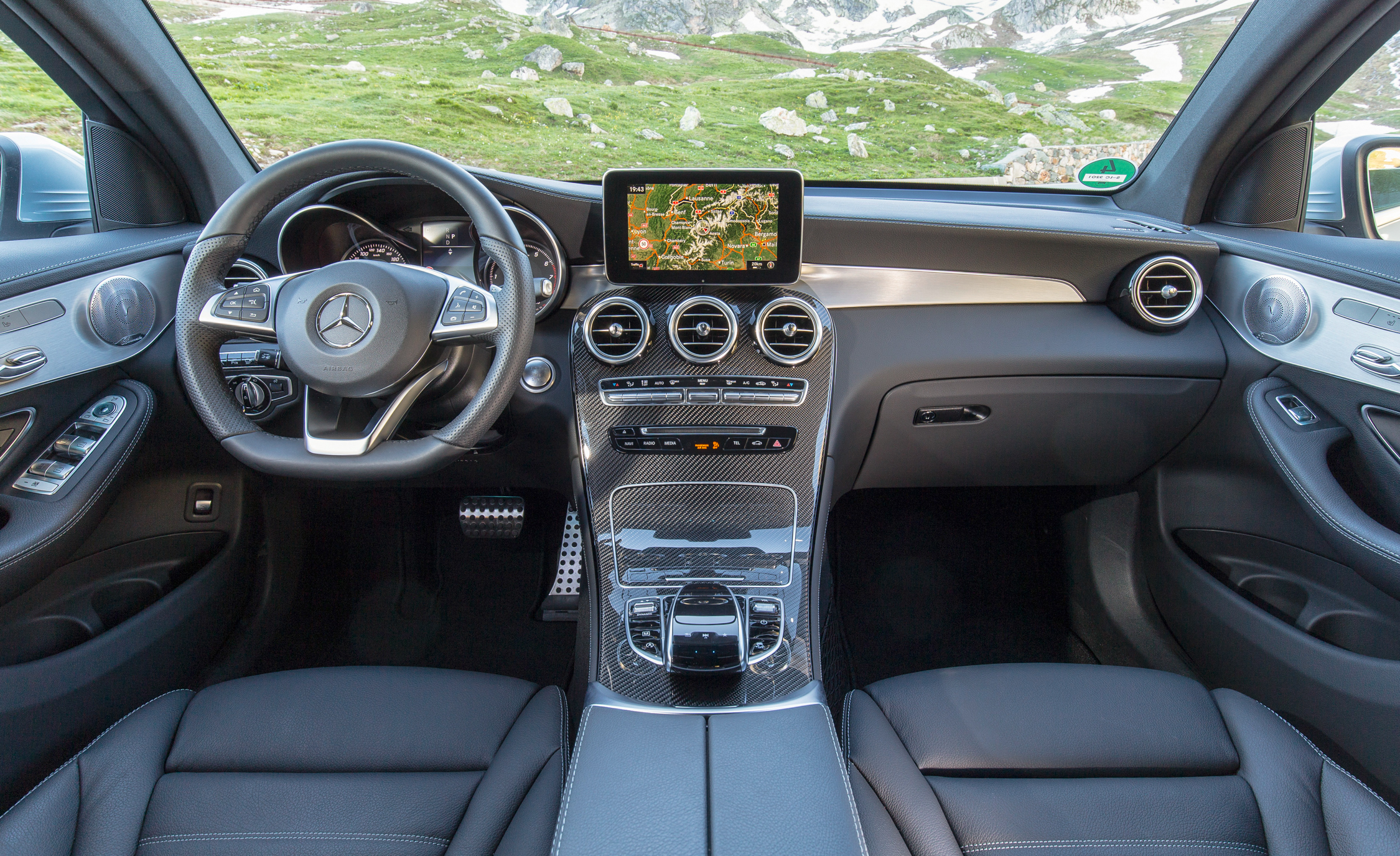2017 Mercedes Benz GLC300 4MATIC Coupe (Photo 16 of 19)