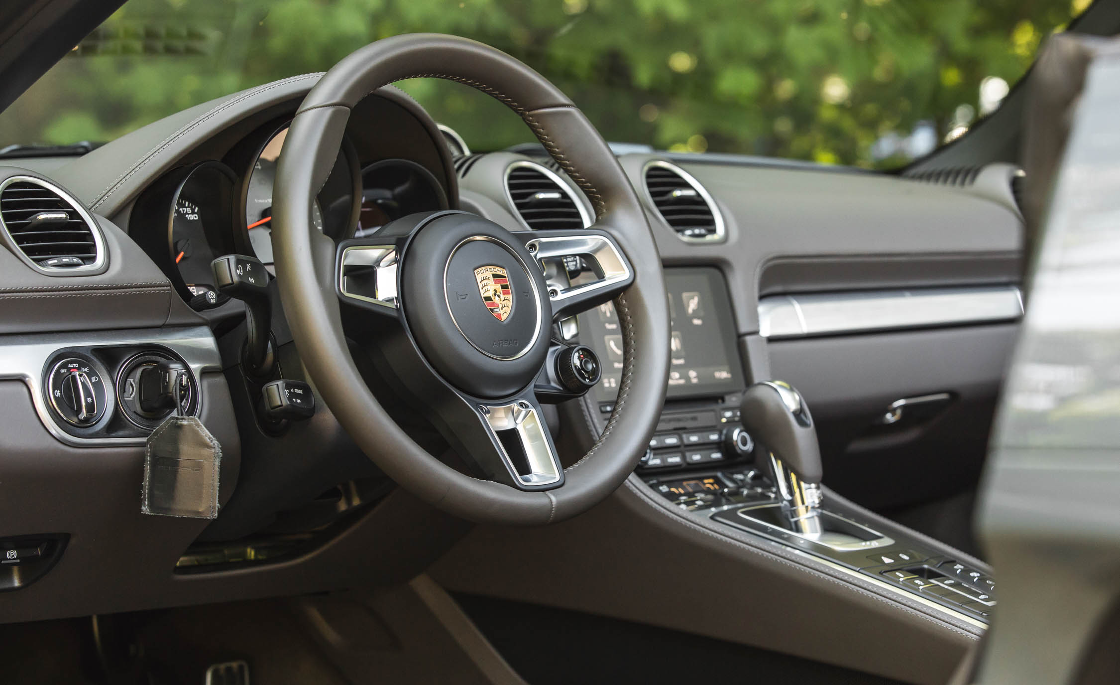 2017 Porsche 718 Boxster S Interior Cockpit Steering Wheel (View 37 of 71)