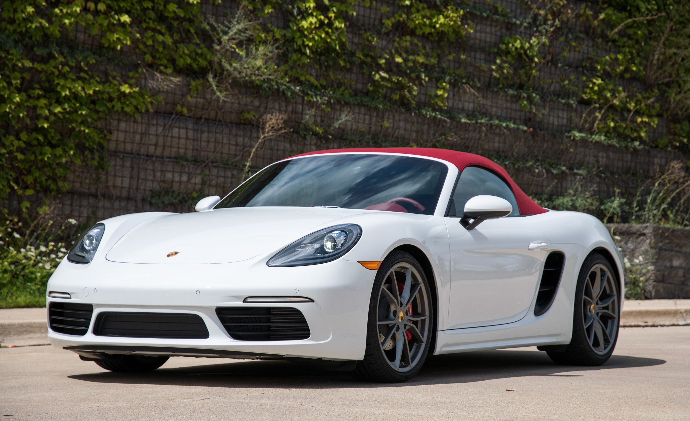 2017 Porsche 718 Boxster (View 58 of 71)