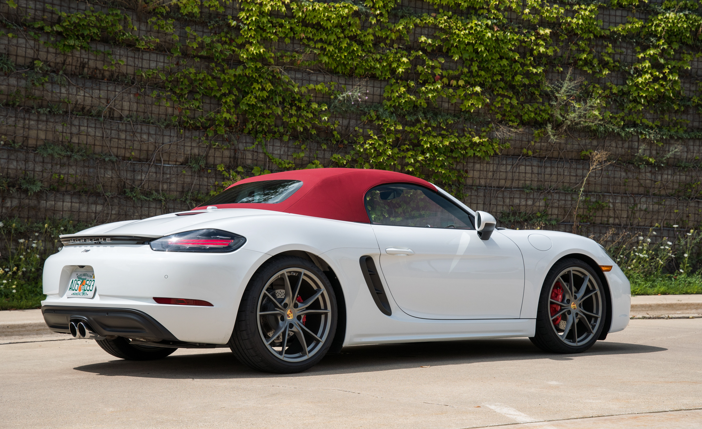 2017 Porsche 718 Boxster (View 59 of 71)