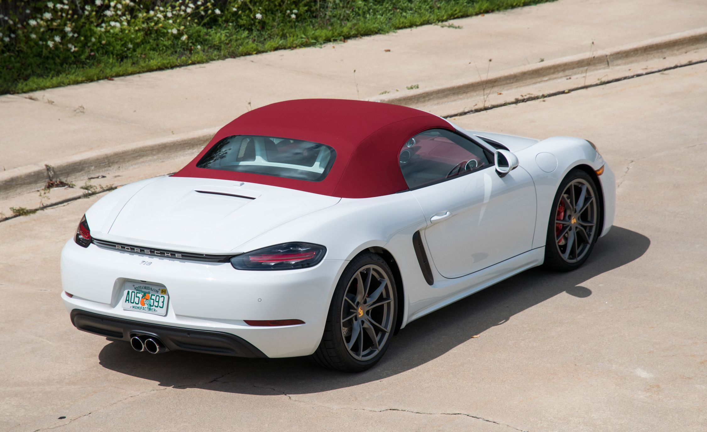 2017 Porsche 718 Boxster (View 61 of 71)