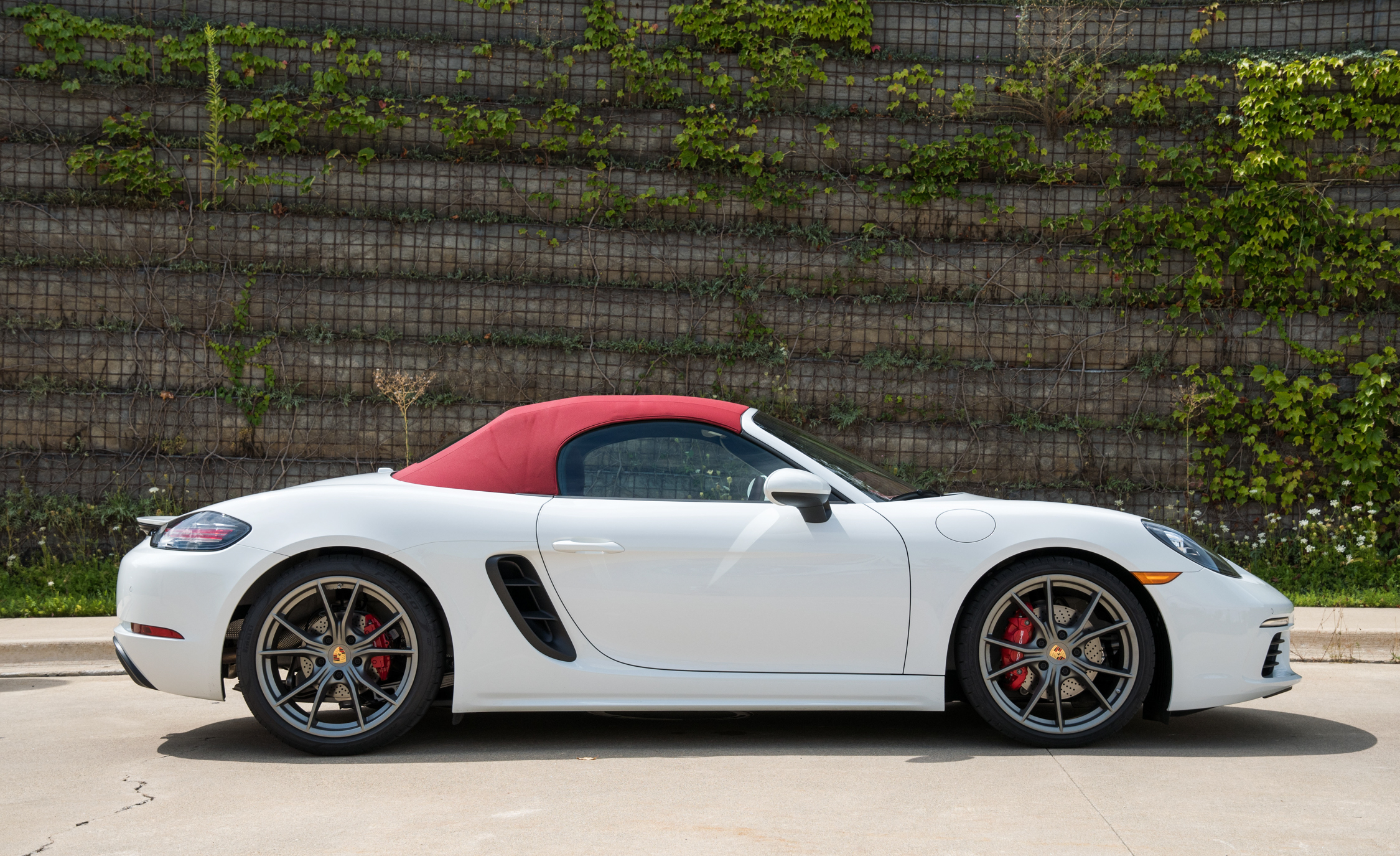 2017 Porsche 718 Boxster (View 55 of 71)