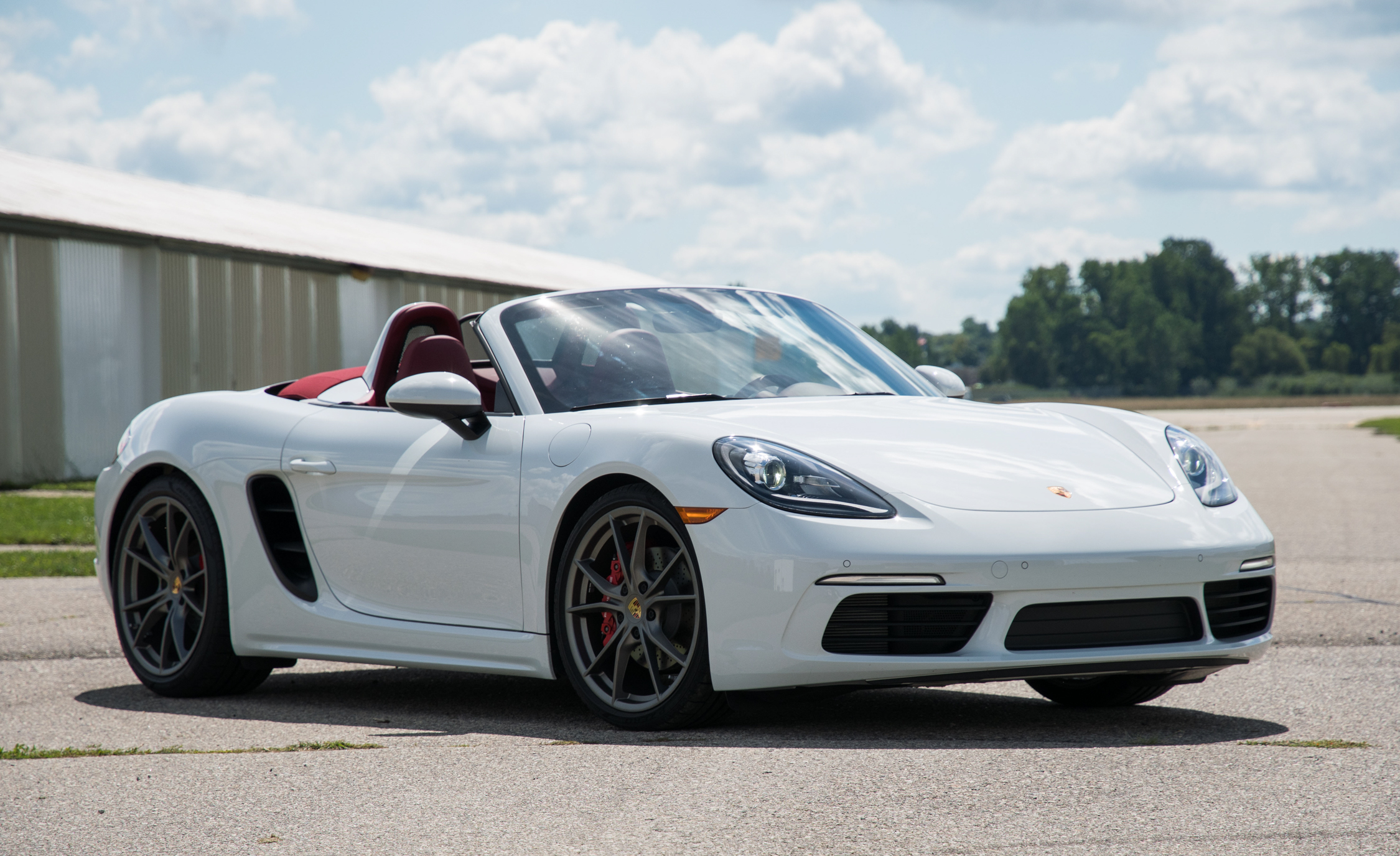 2017 Porsche 718 Boxster (View 49 of 71)