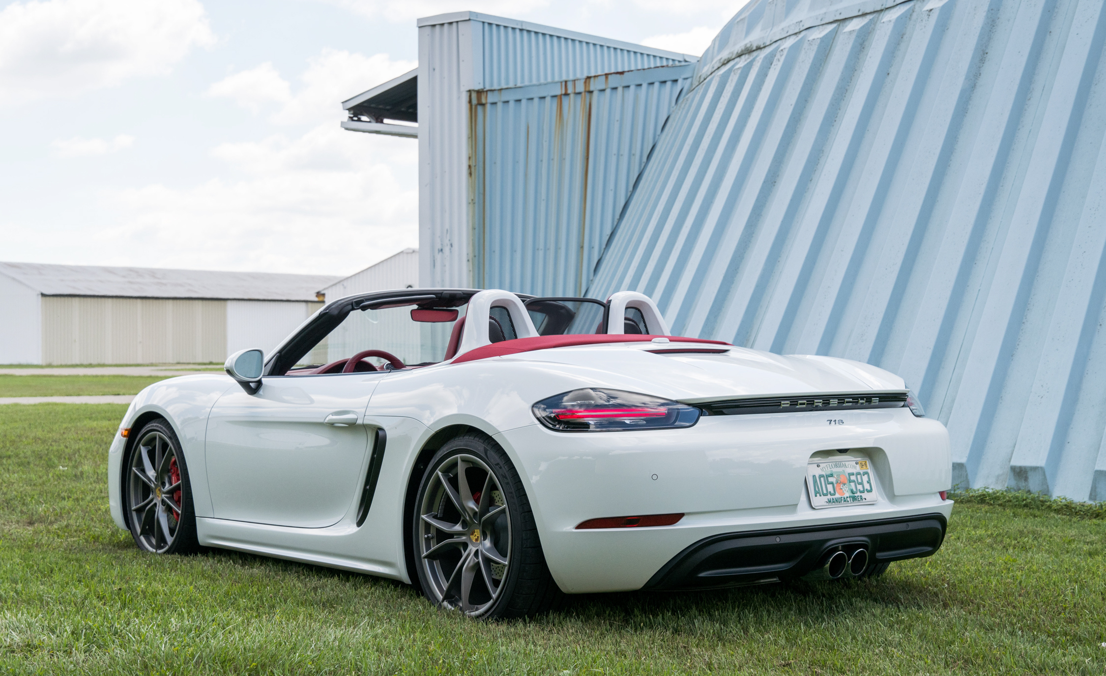 2017 Porsche 718 Boxster (View 50 of 71)
