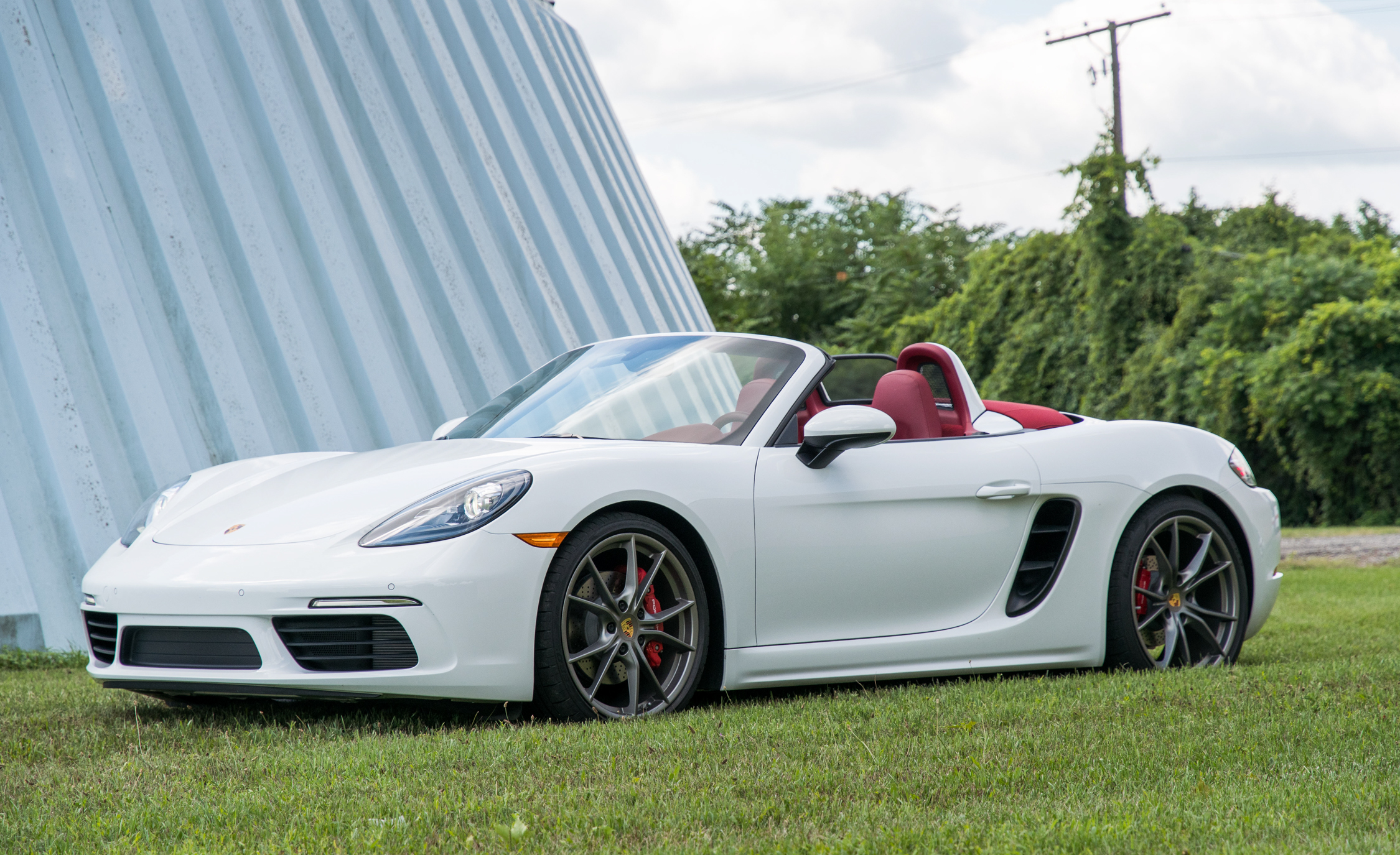 2017 Porsche 718 Boxster (View 51 of 71)