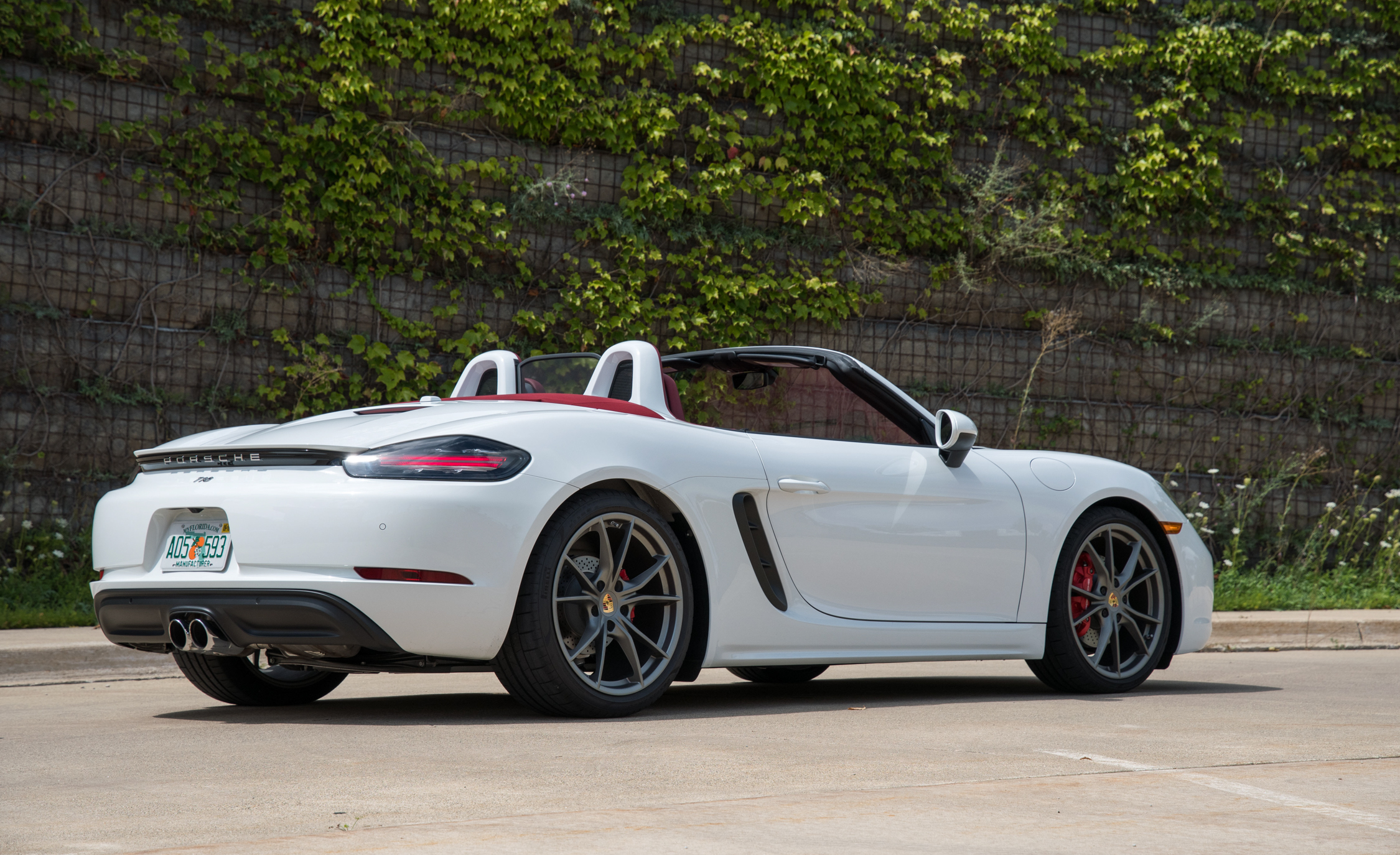 2017 Porsche 718 Boxster (View 54 of 71)