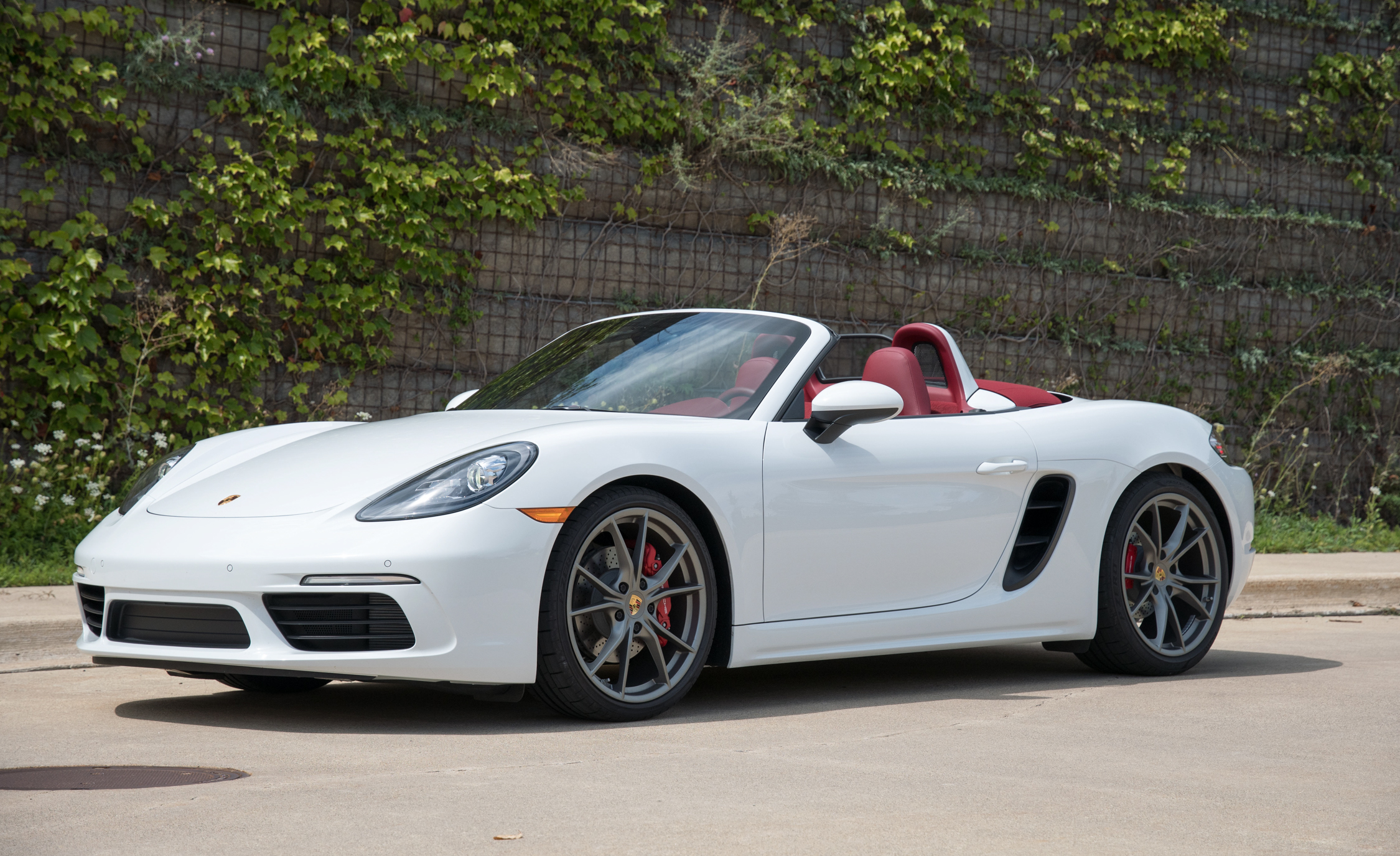 2017 Porsche 718 Boxster (View 57 of 71)