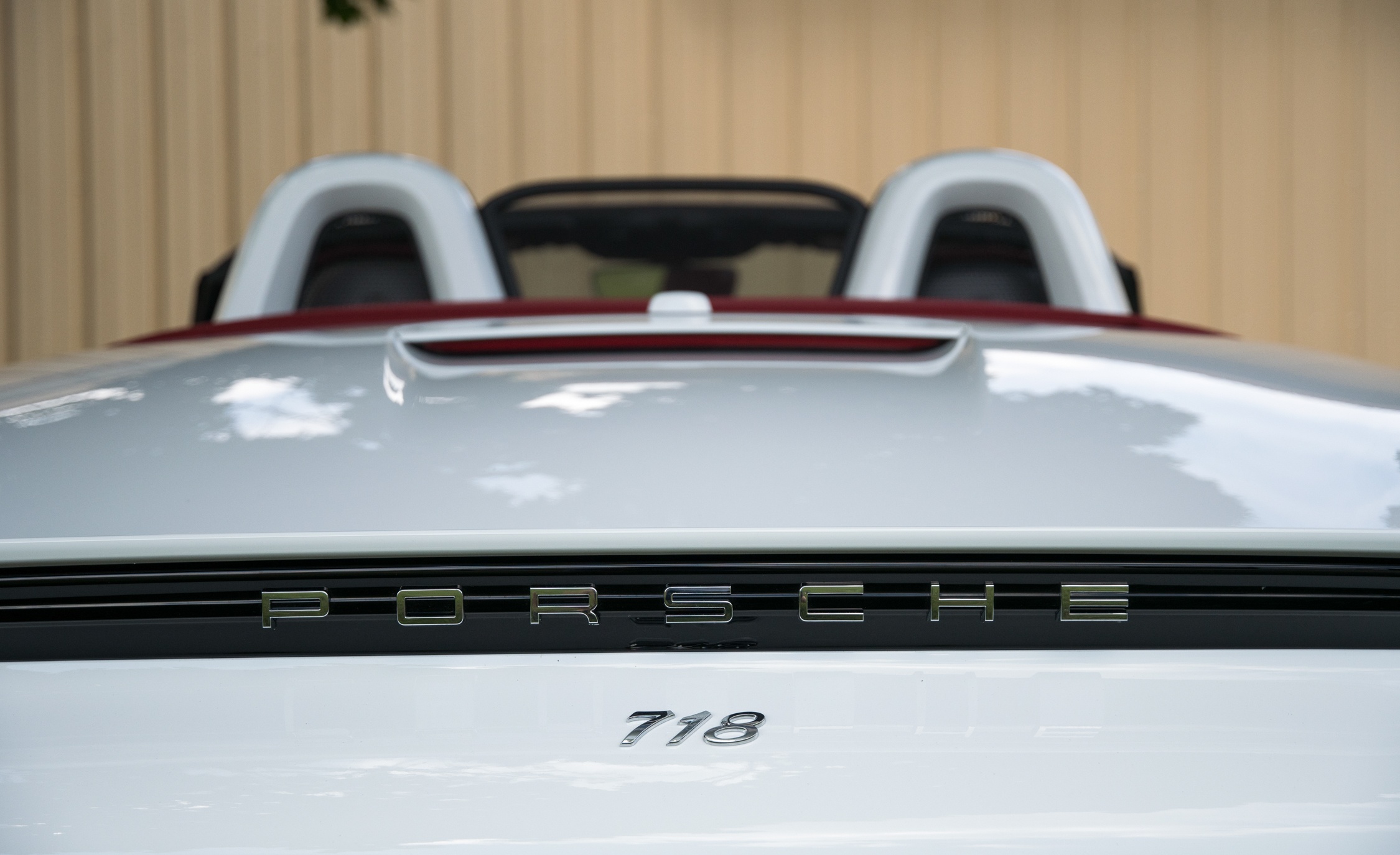 2017 Porsche 718 Boxster (View 41 of 71)