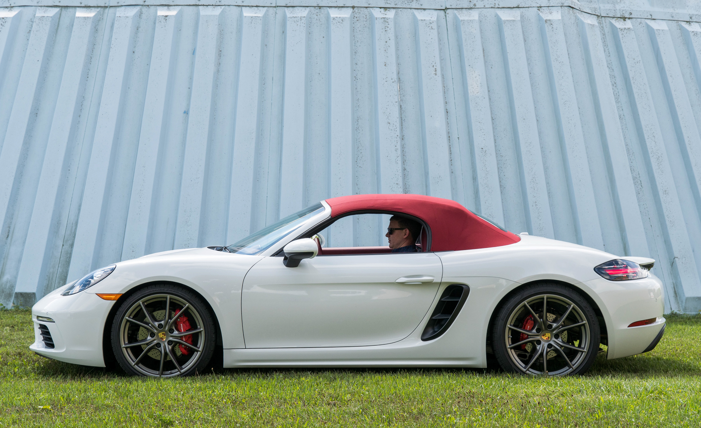 2017 Porsche 718 Boxster (View 47 of 71)