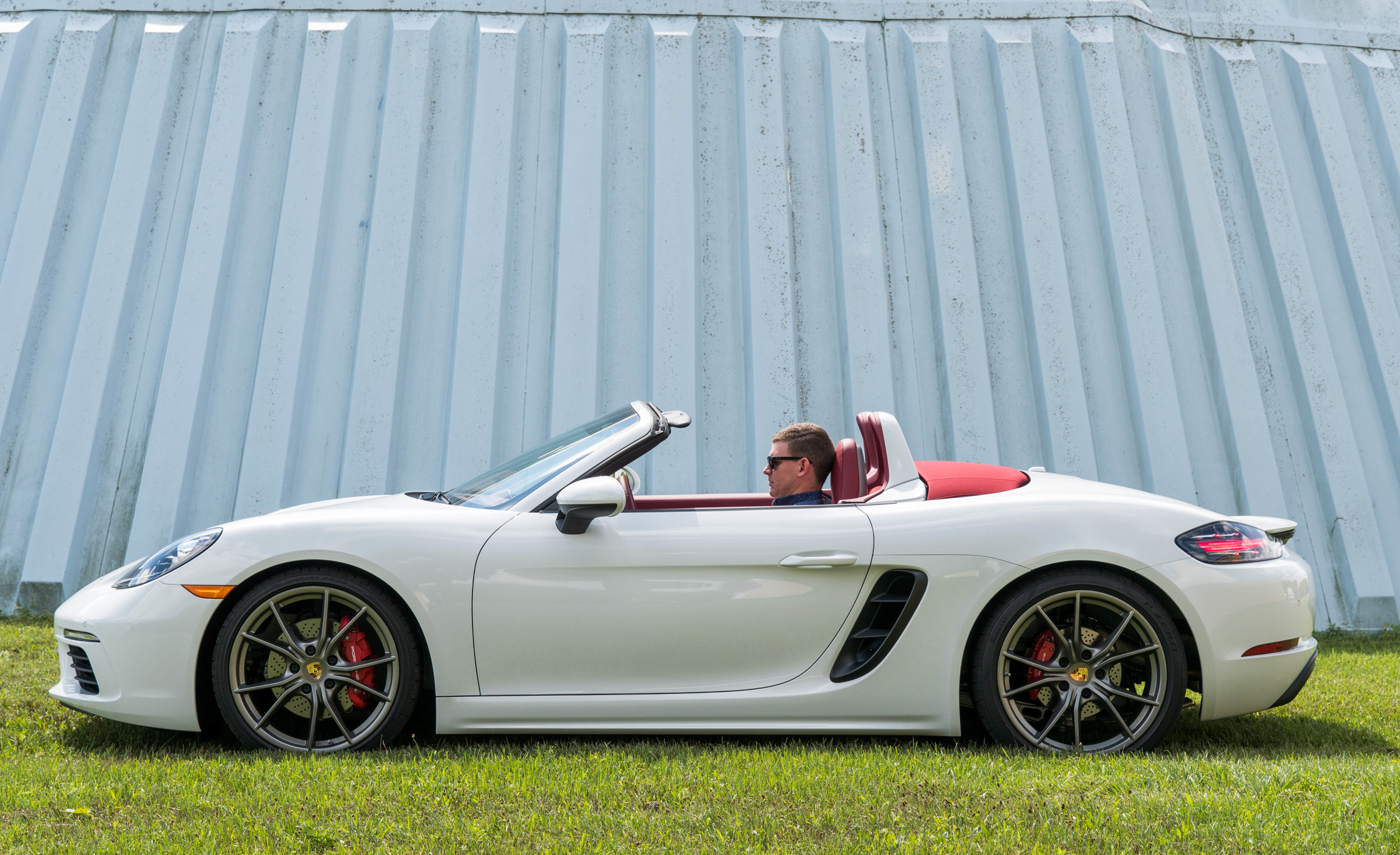 2017 Porsche 718 Boxster (View 48 of 71)