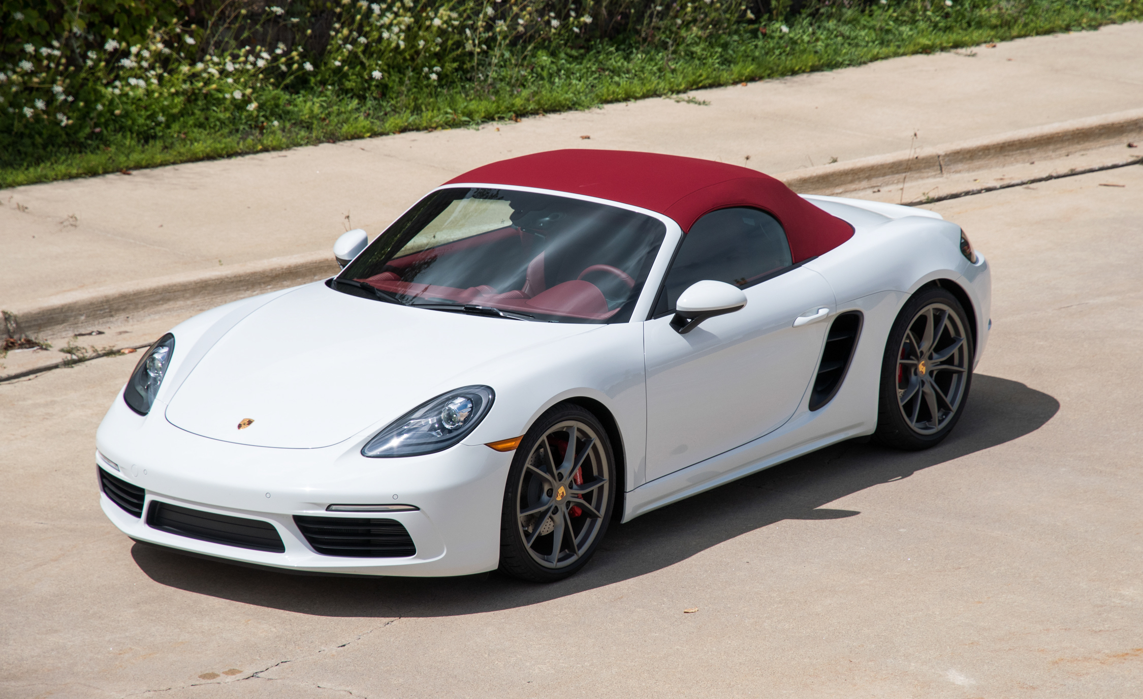 2017 Porsche 718 Boxster (View 62 of 71)