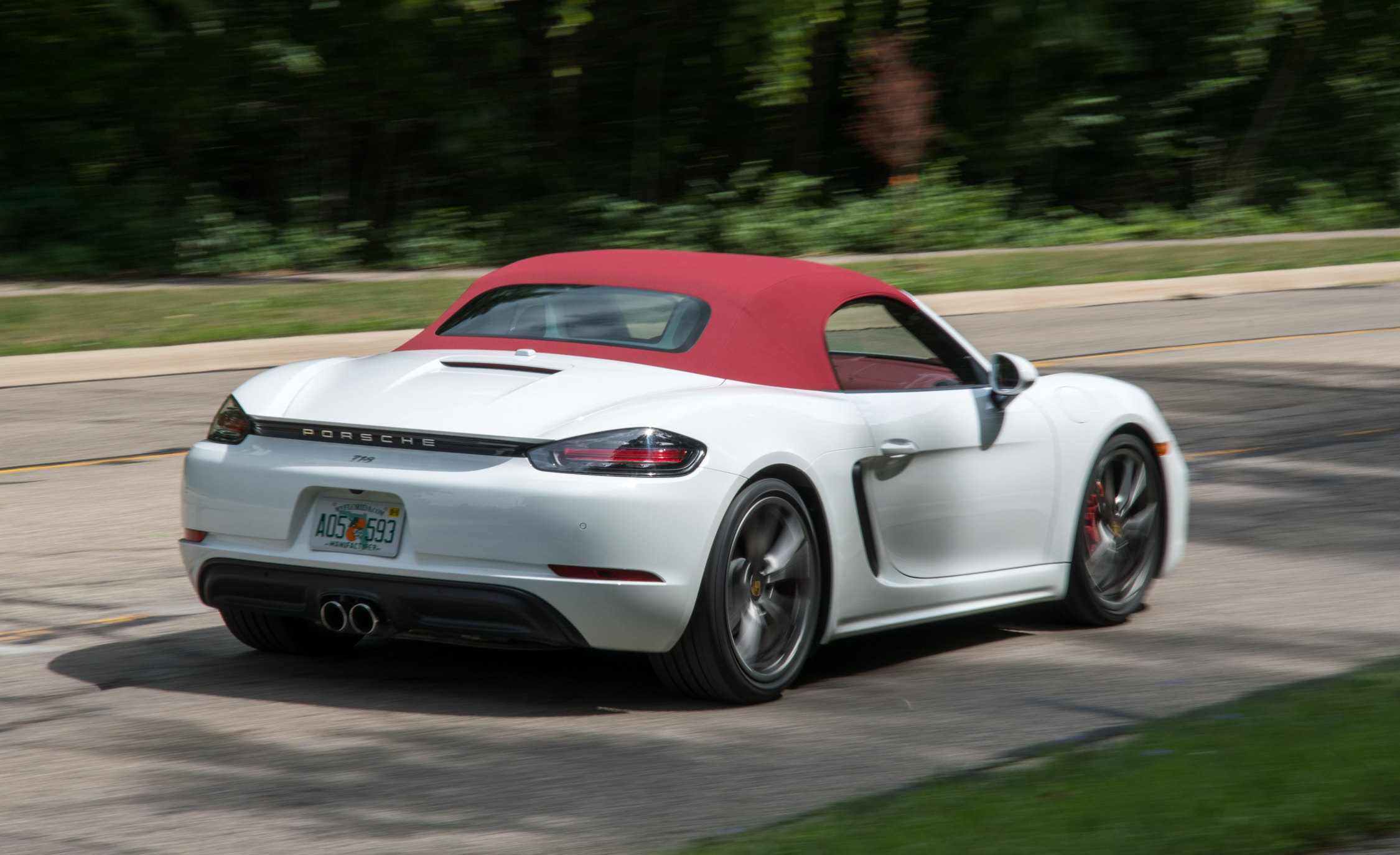 2017 Porsche 718 Boxster (View 67 of 71)