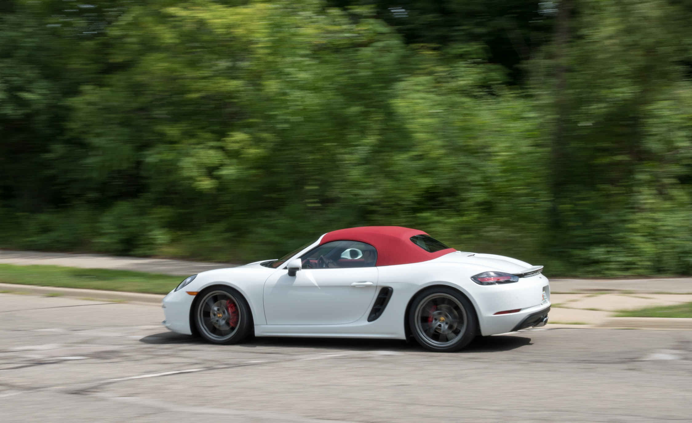 2017 Porsche 718 Boxster (View 64 of 71)
