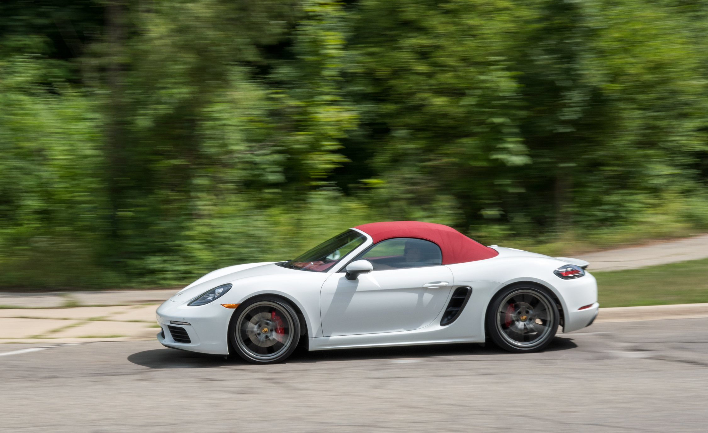 2017 Porsche 718 Boxster (View 69 of 71)