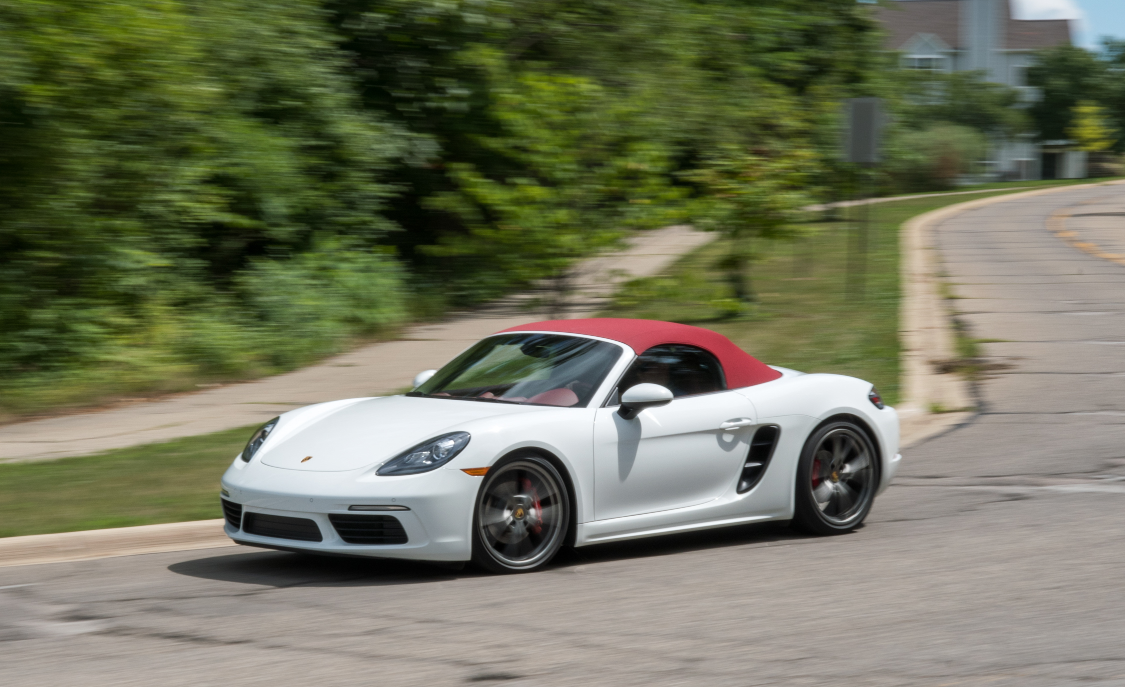 2017 Porsche 718 Boxster (View 70 of 71)