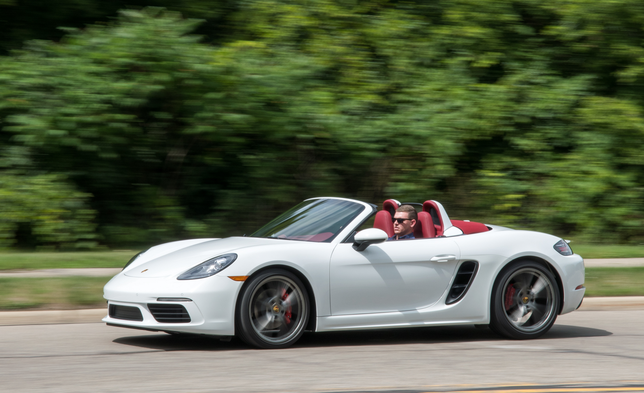 2017 Porsche 718 Boxster (View 65 of 71)