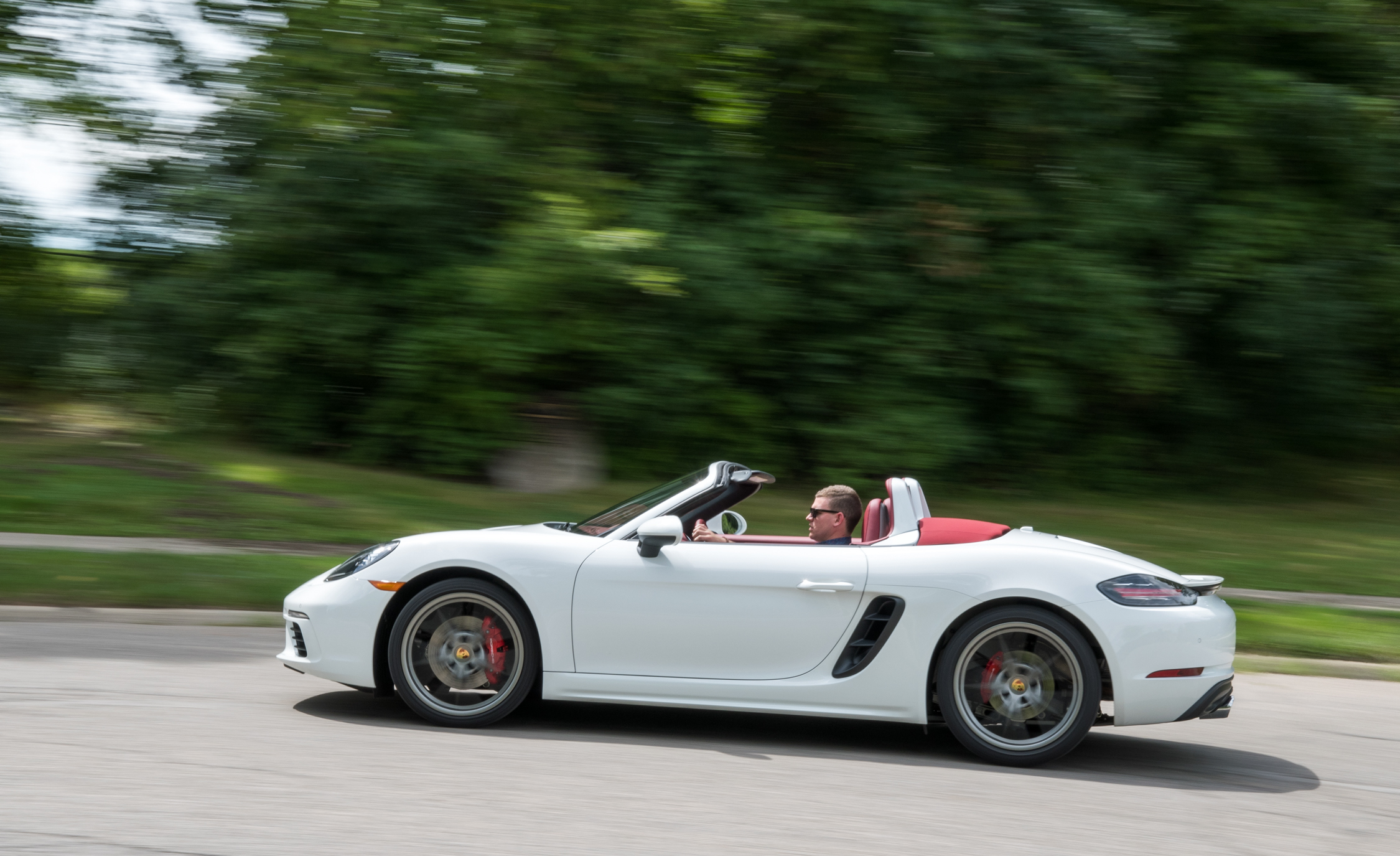 2017 Porsche 718 Boxster (View 63 of 71)