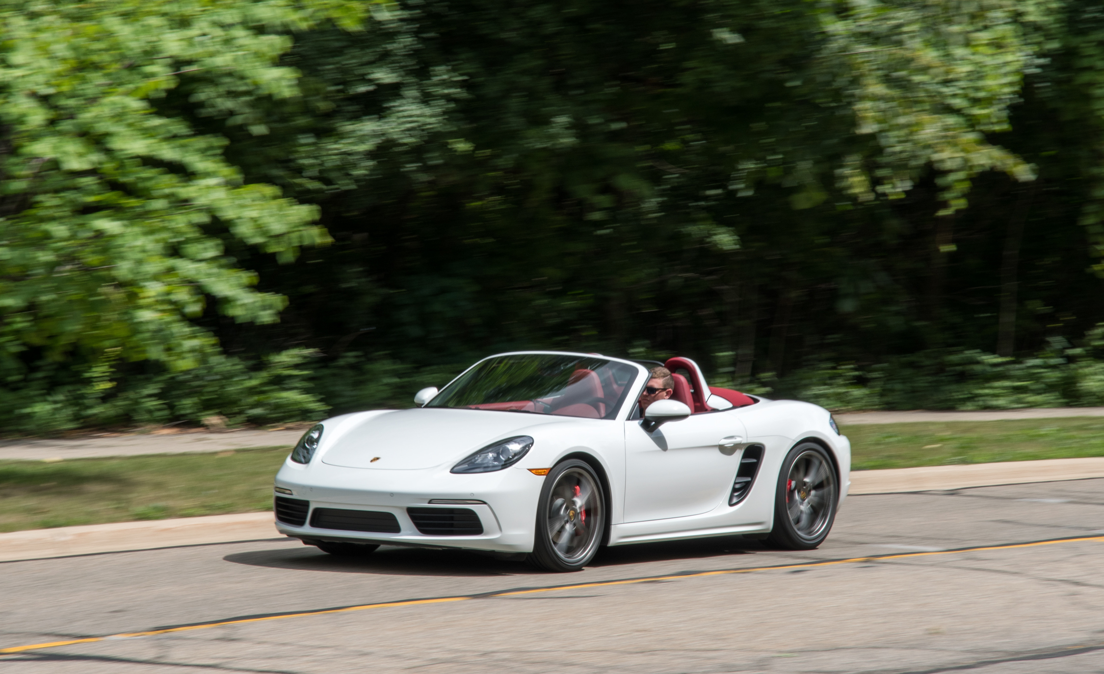 2017 Porsche 718 Boxster (View 66 of 71)