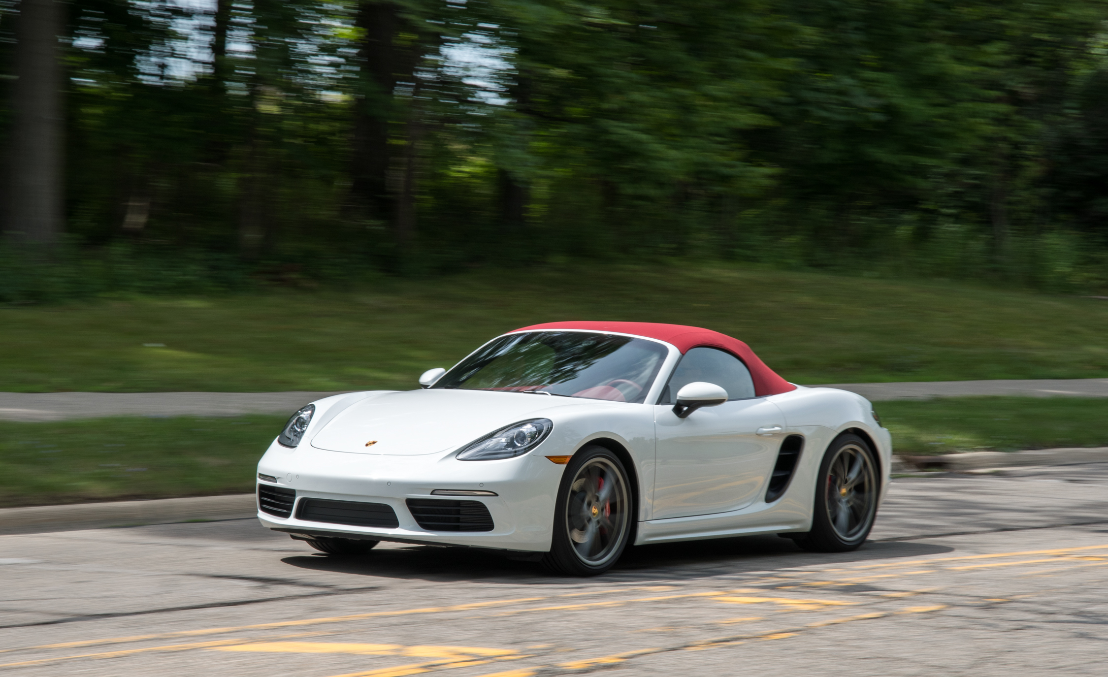 2017 Porsche 718 Boxster (View 71 of 71)