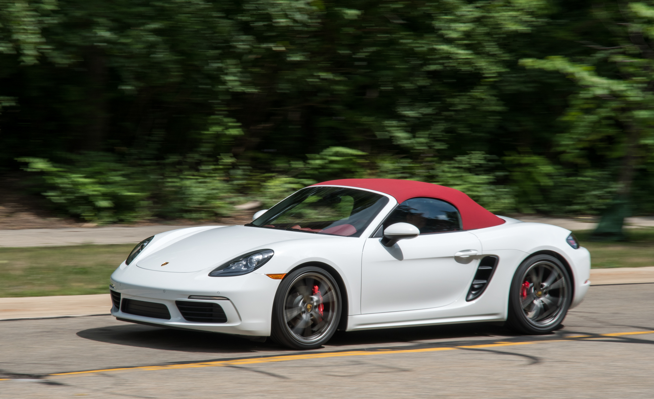 Featured Image of 2017 Porsche 718 Boxster