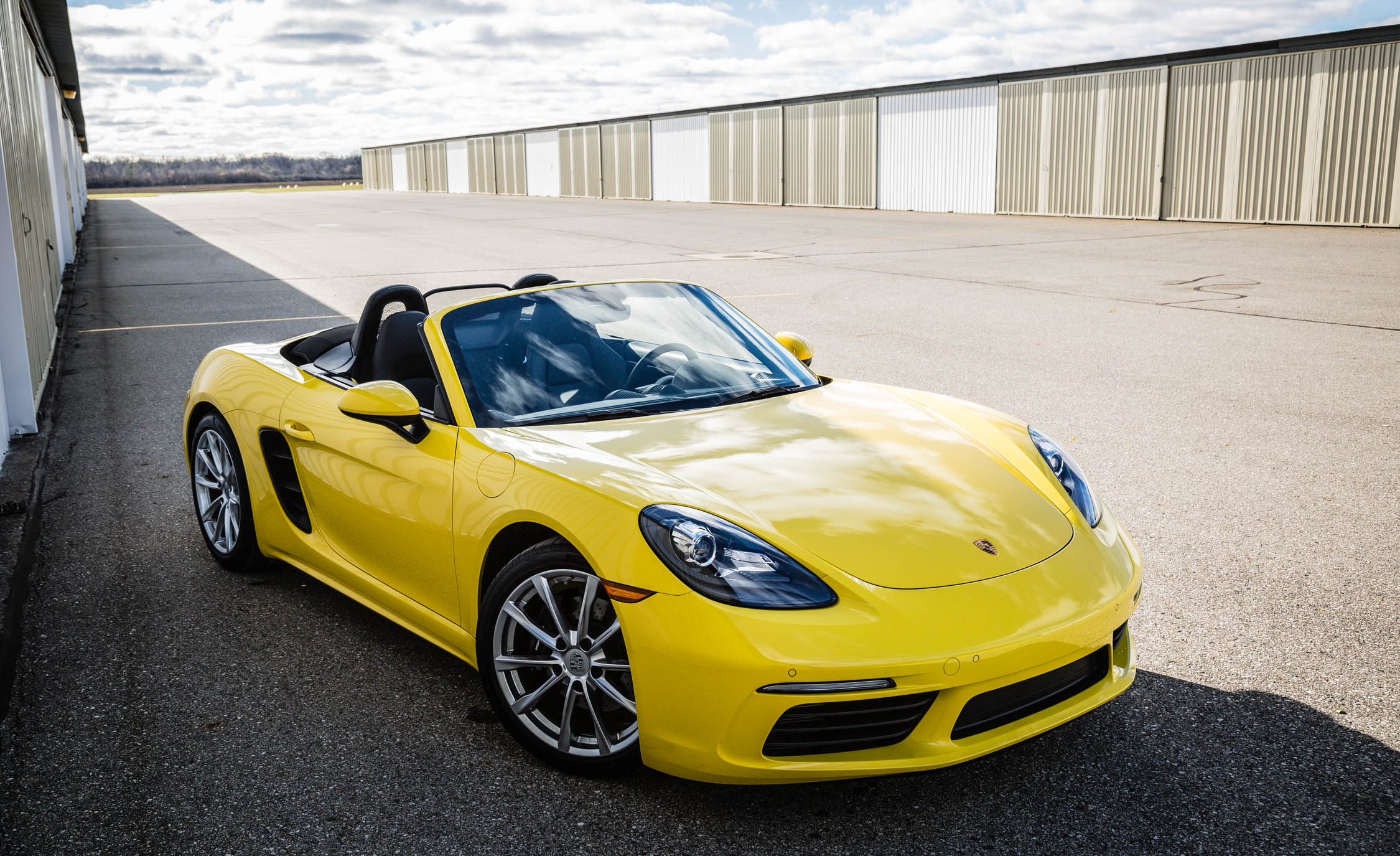 2017 Porsche 718 Boxster Exterior (View 8 of 71)