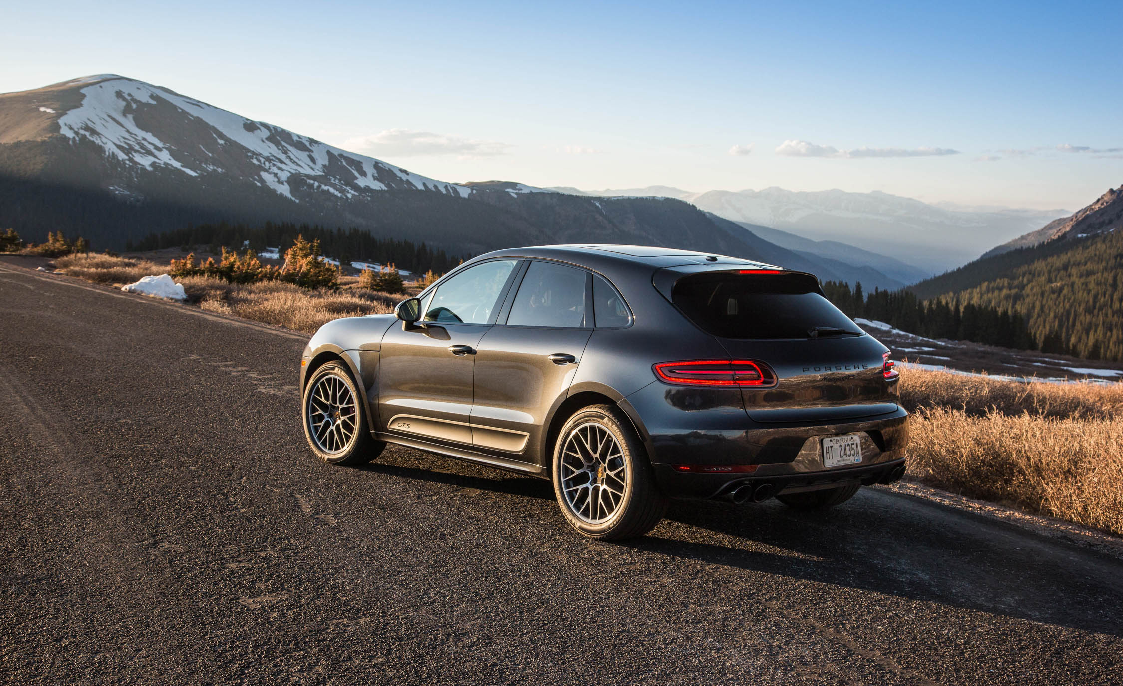 2017 Porsche Macan GTS (View 25 of 30)