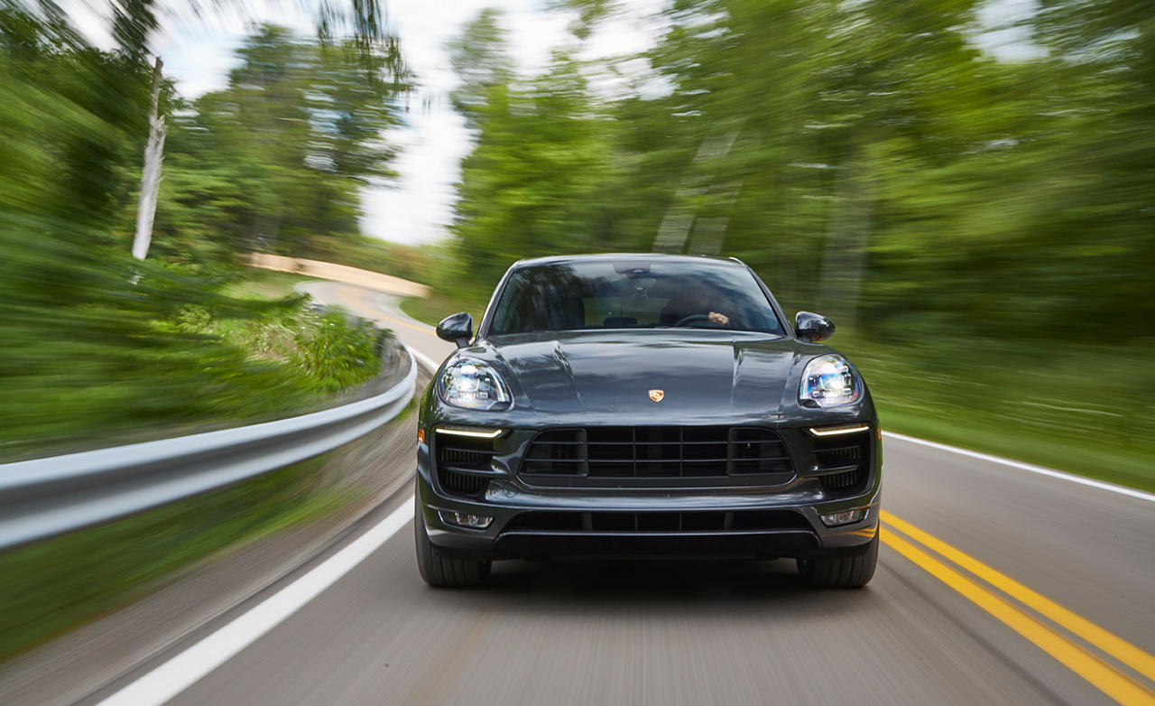 2017 Porsche Macan GTS (Photo 12 of 30)