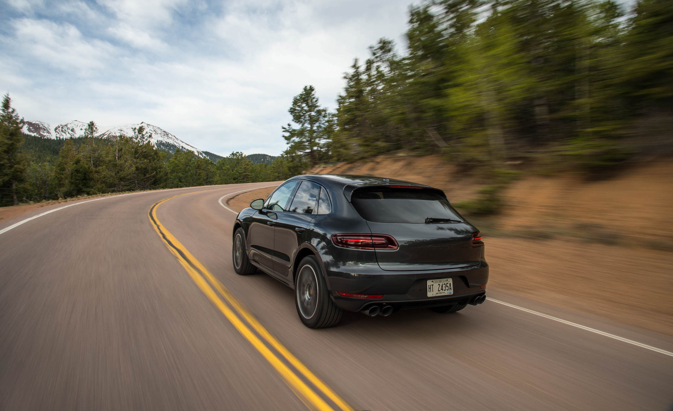 2017 Porsche Macan GTS (View 6 of 30)
