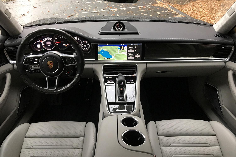 2017 Porsche Panamera (View 2 of 13)