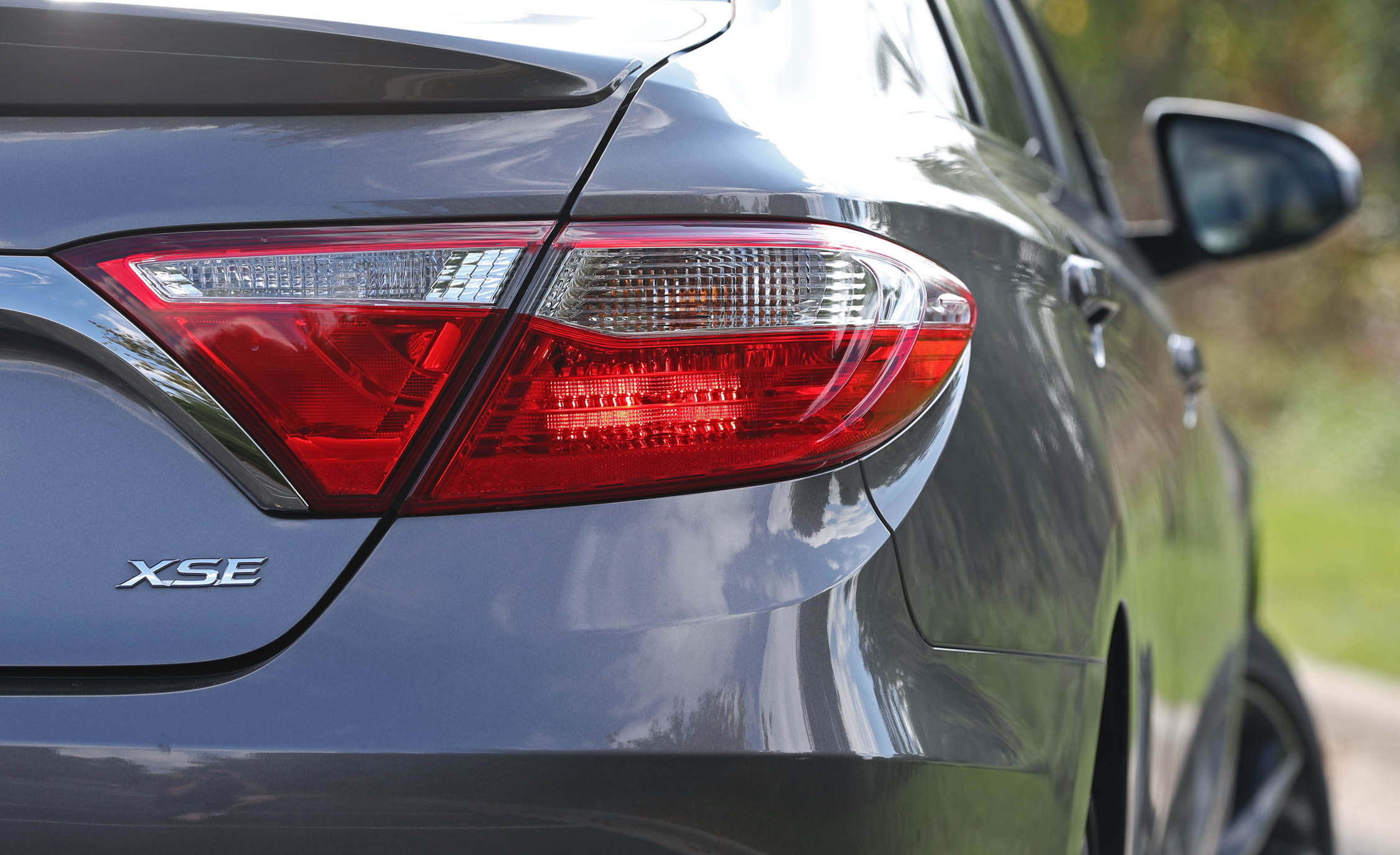 2017 Toyota Camry Exterior View Taillight (View 22 of 37)