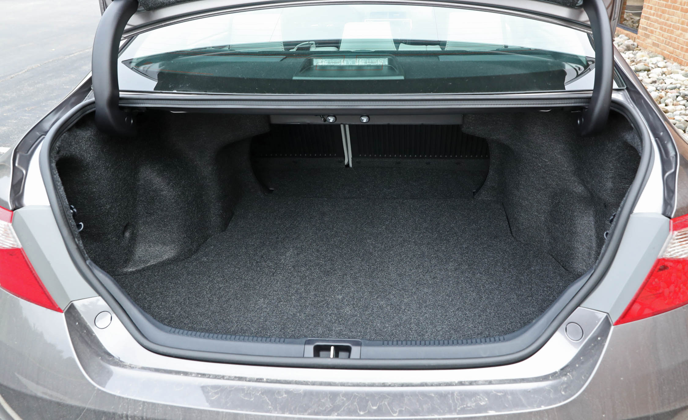 2017 Toyota Camry Interior View Cargo Trunk (View 14 of 37)