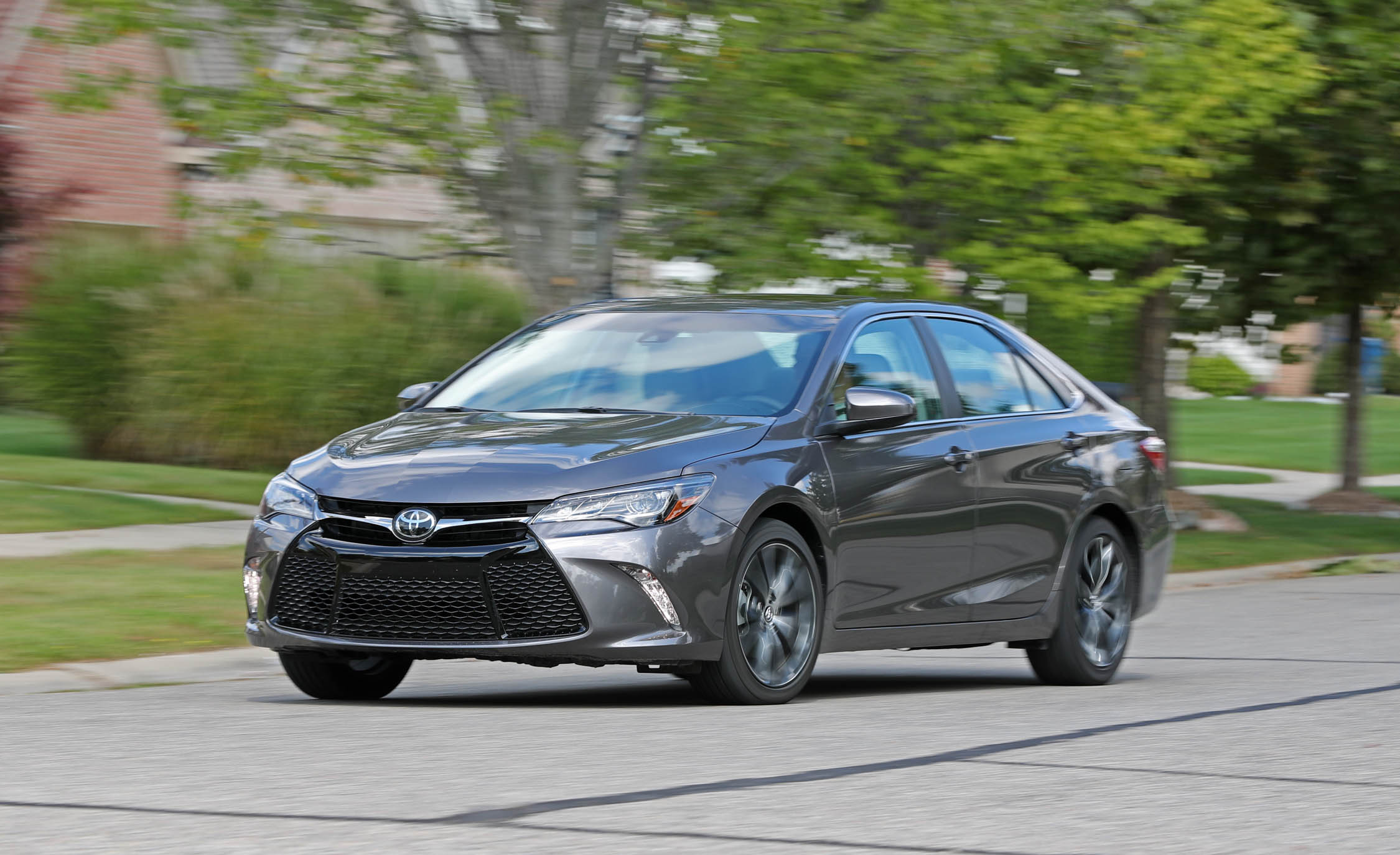 Featured Image of 2017 Toyota Camry