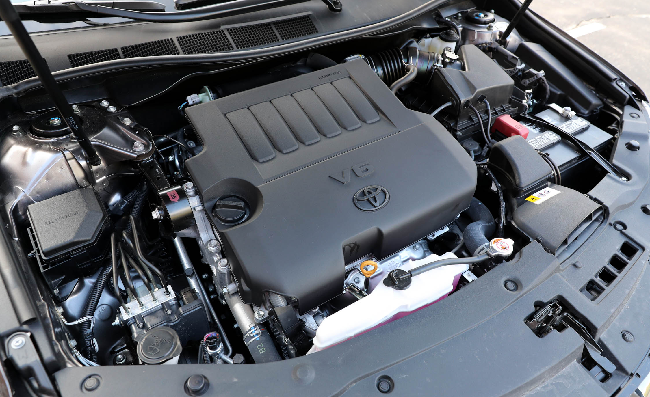 2017 Toyota Camry View Engine (Photo 36 of 37)