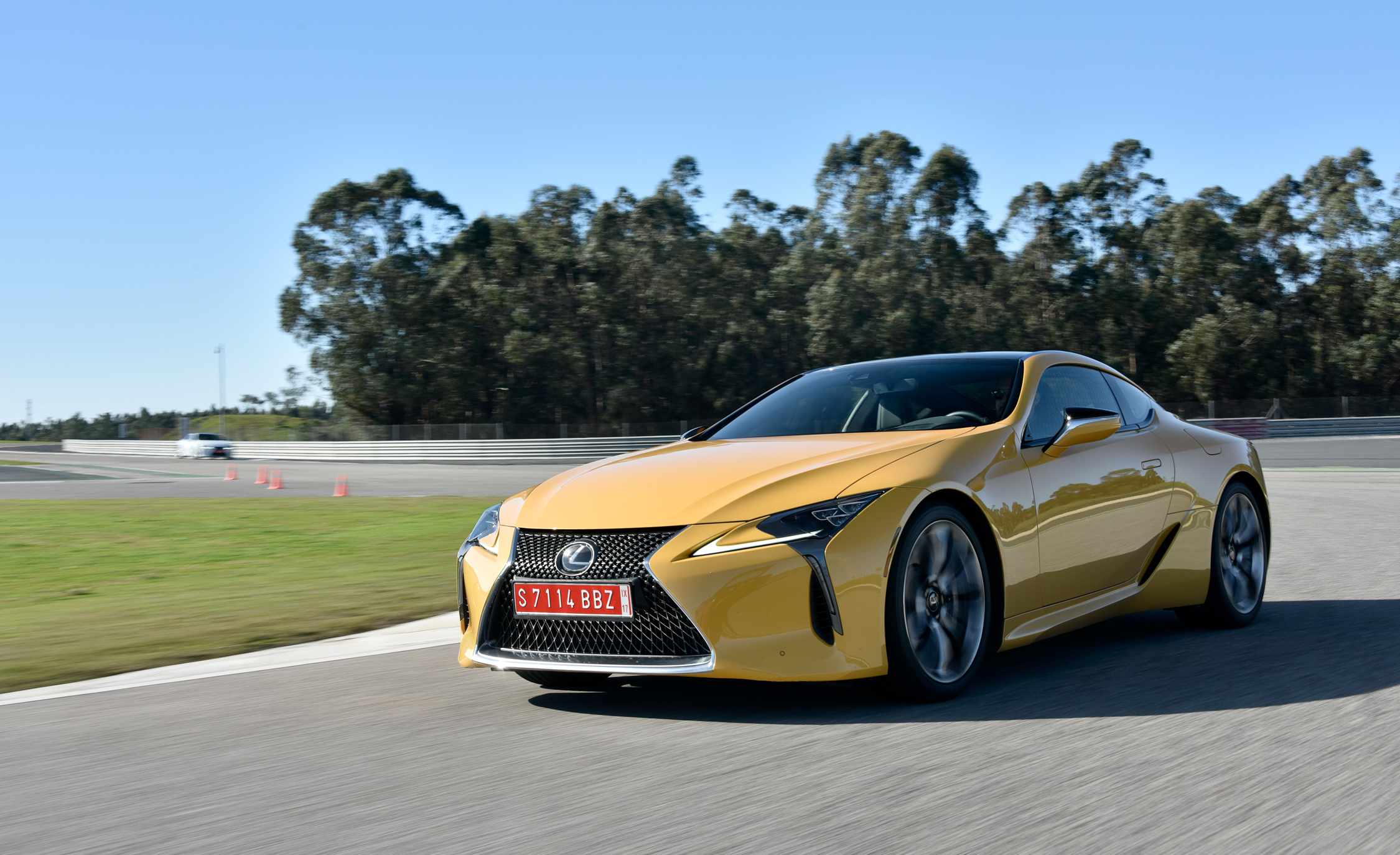 2018 Lexus Lc 500 Performance (View 21 of 84)