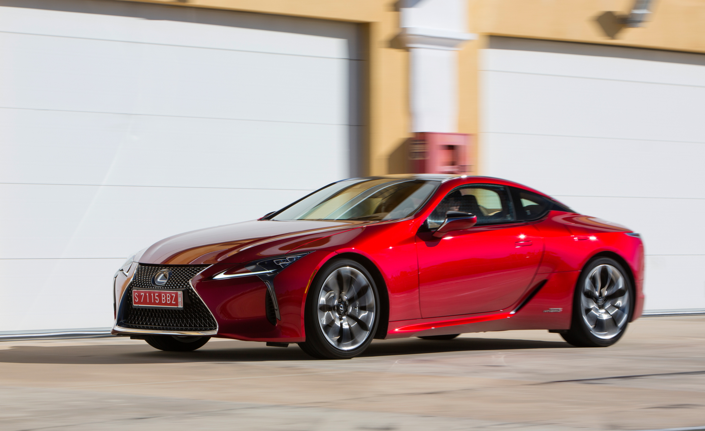 Featured Image of 2018 Lexus LC