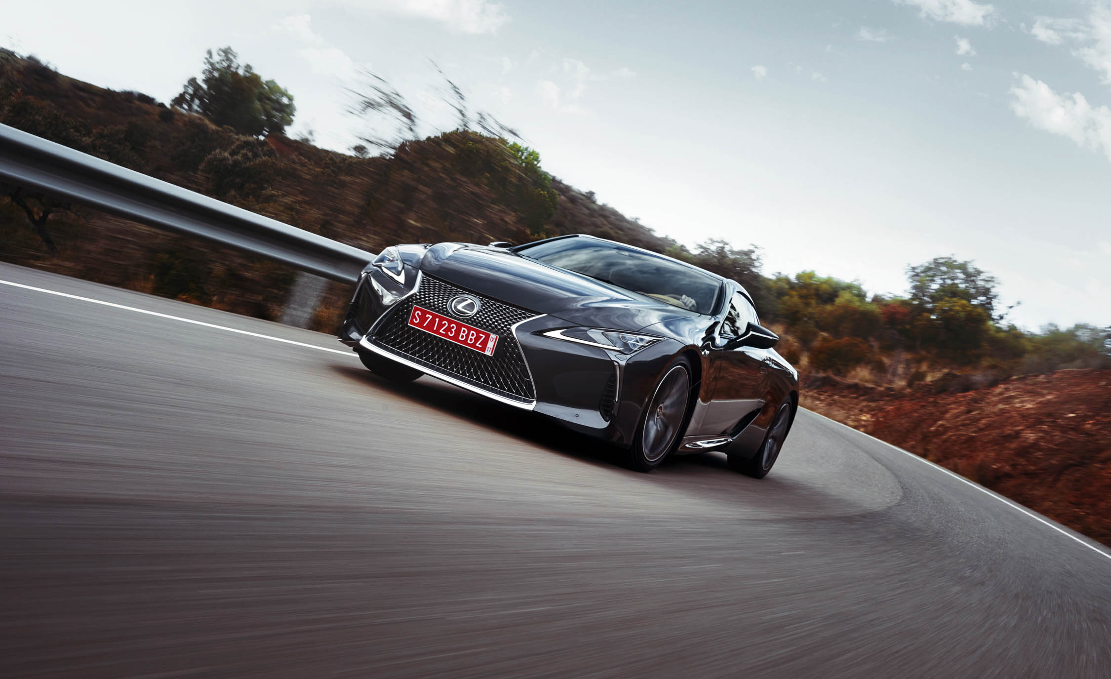 2018 Lexus Lc 500 Black (Photo 2 of 84)