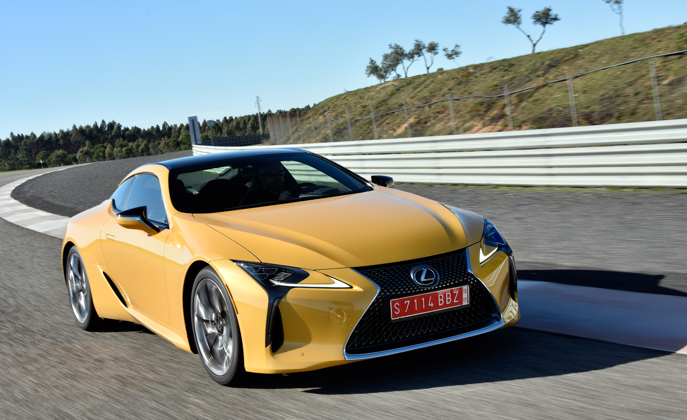 2018 Lexus Lc  (Photo 1 of 84)