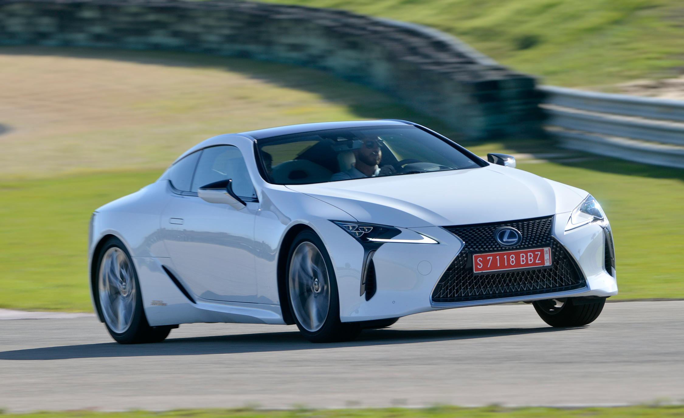 2018 Lexus Lc 500h White (Photo 64 of 84)