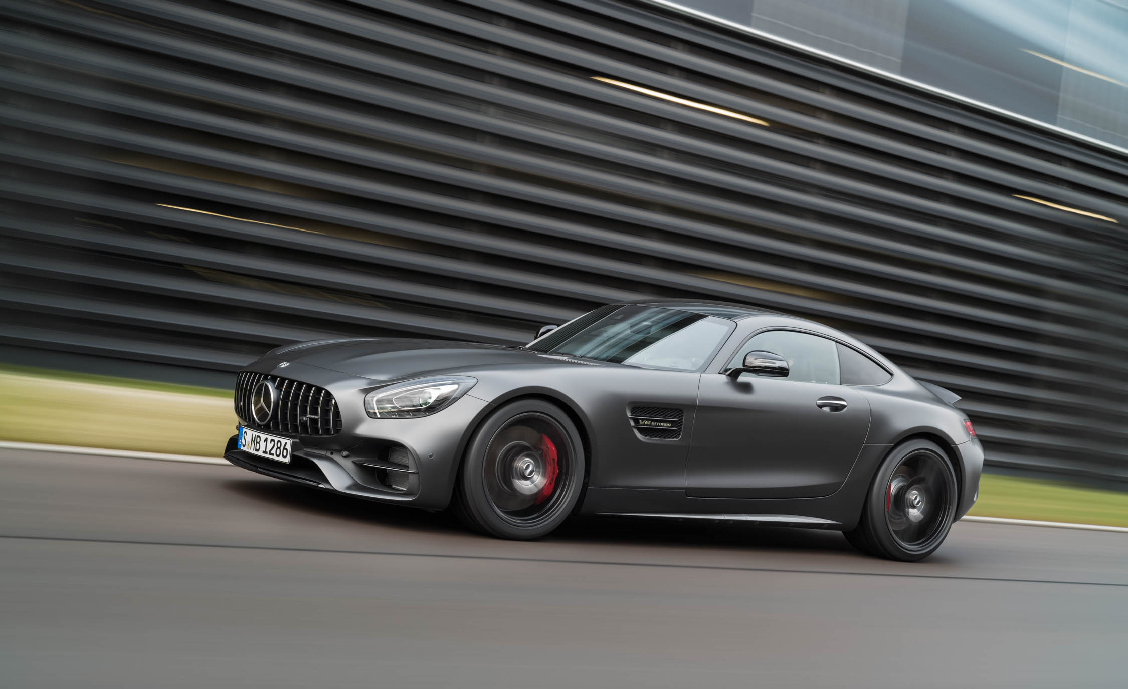 2018 Mercedes Amg Gt C (View 7 of 23)