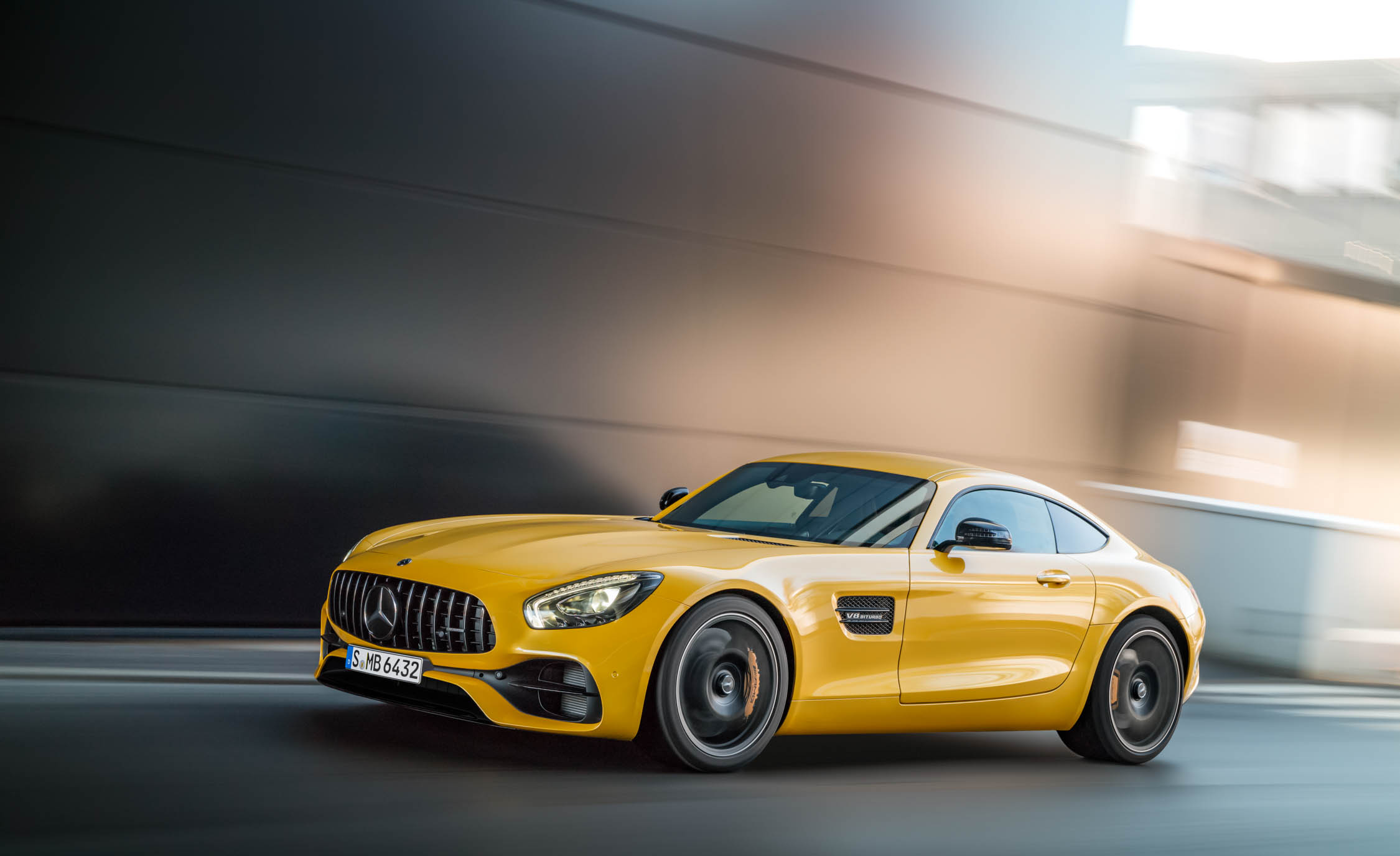 2018 Mercedes Amg Gt S (View 6 of 23)