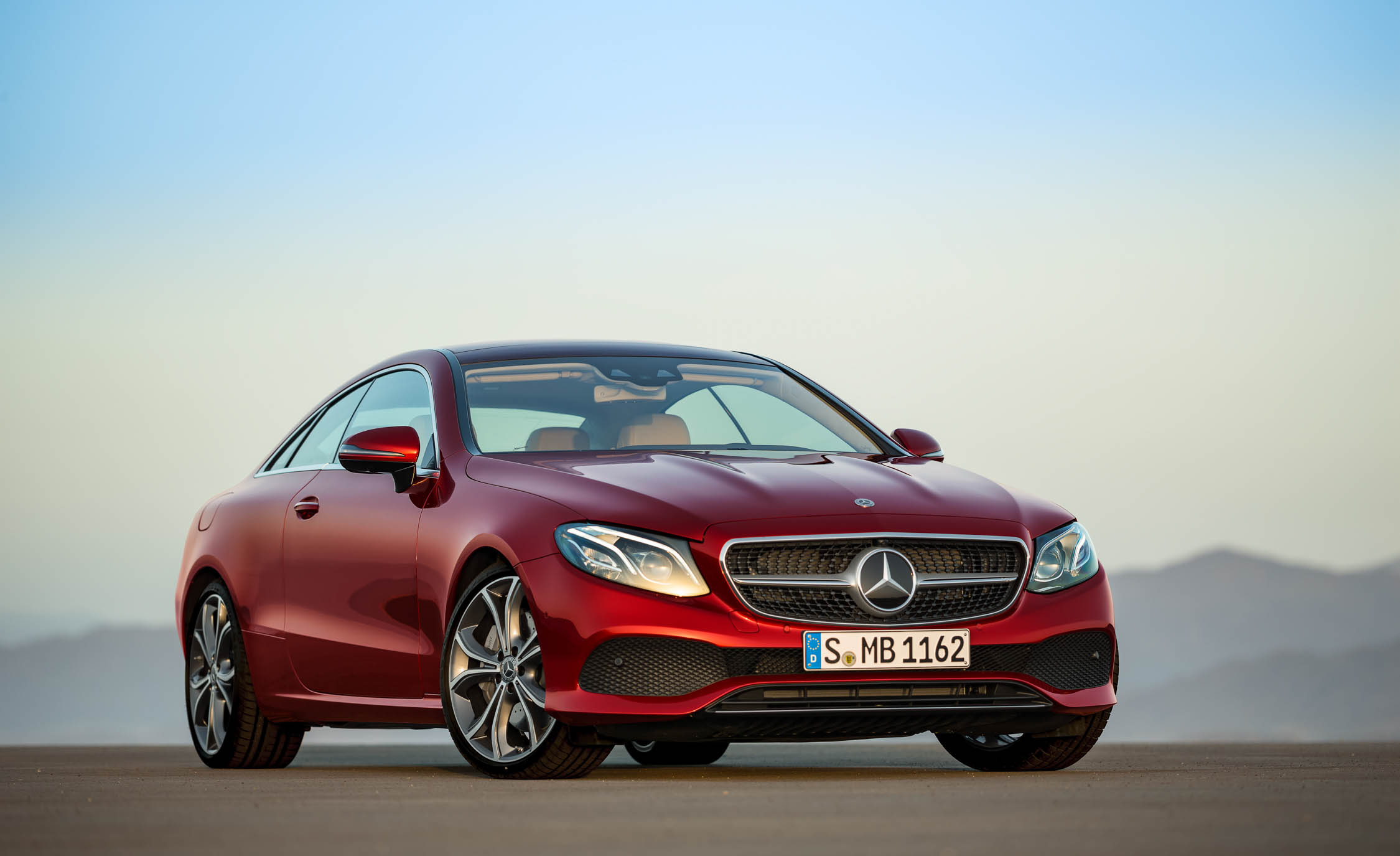 2018 Mercedes Benz E Class Coupe (View 51 of 60)
