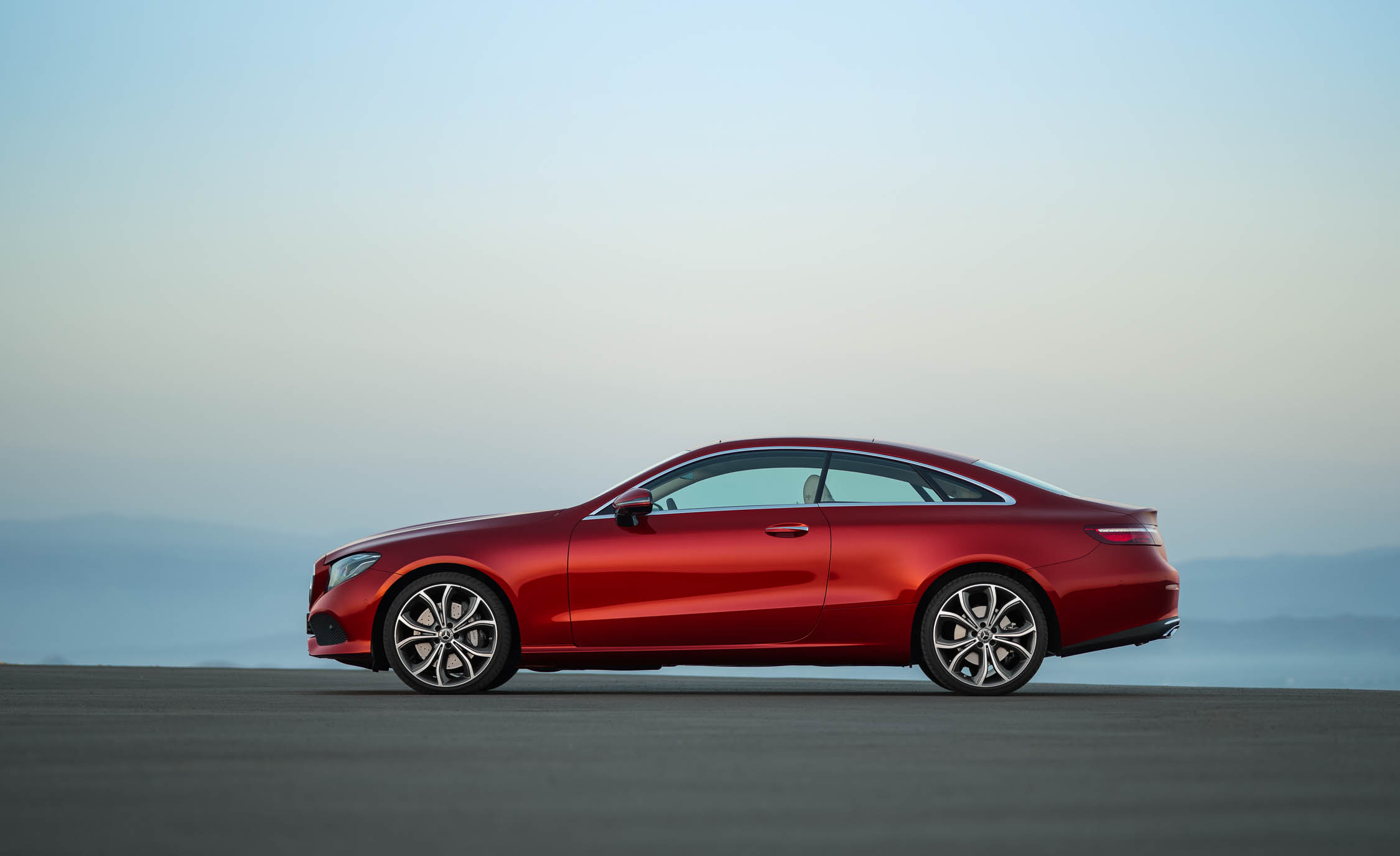 2018 Mercedes Benz E Class Coupe (Photo 50 of 60)