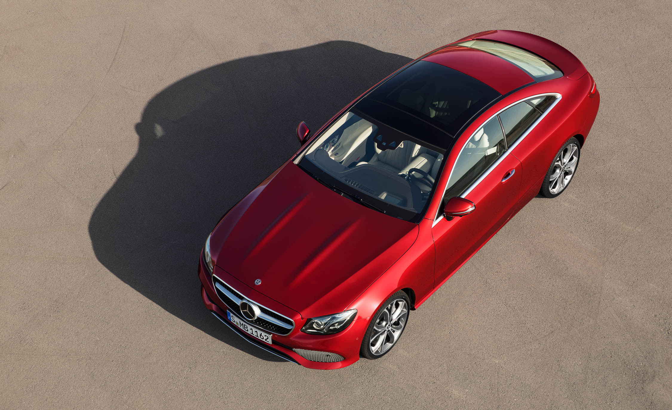 2018 Mercedes Benz E Class Coupe (View 43 of 60)