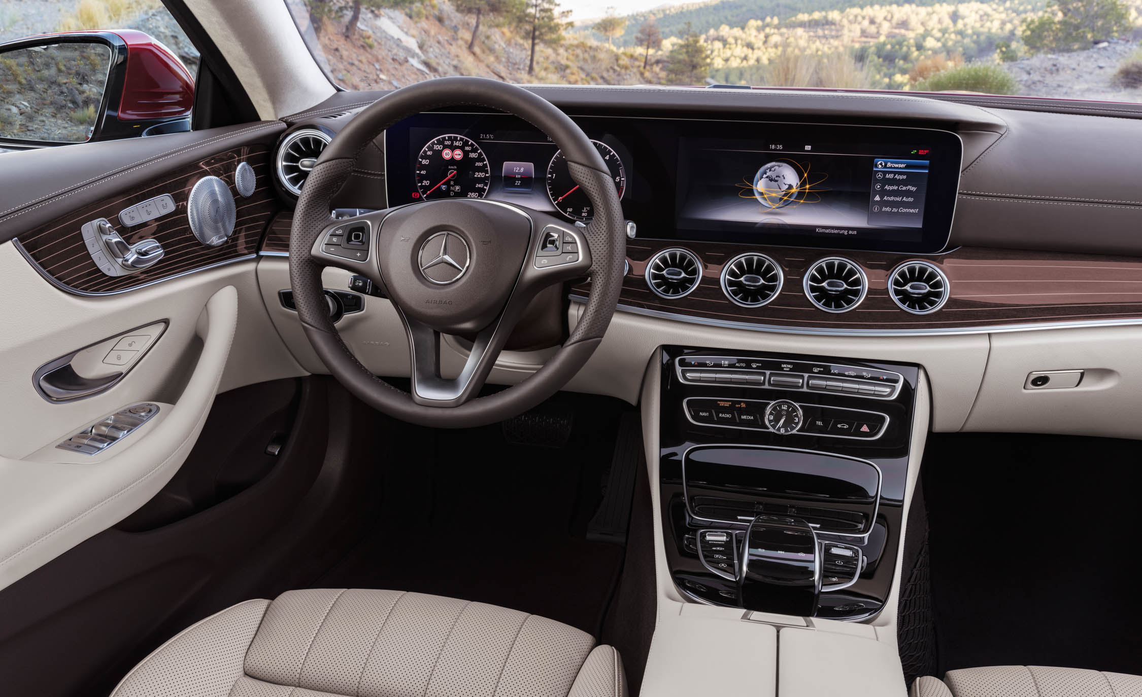 2018 Mercedes Benz E Class Coupe (View 37 of 60)