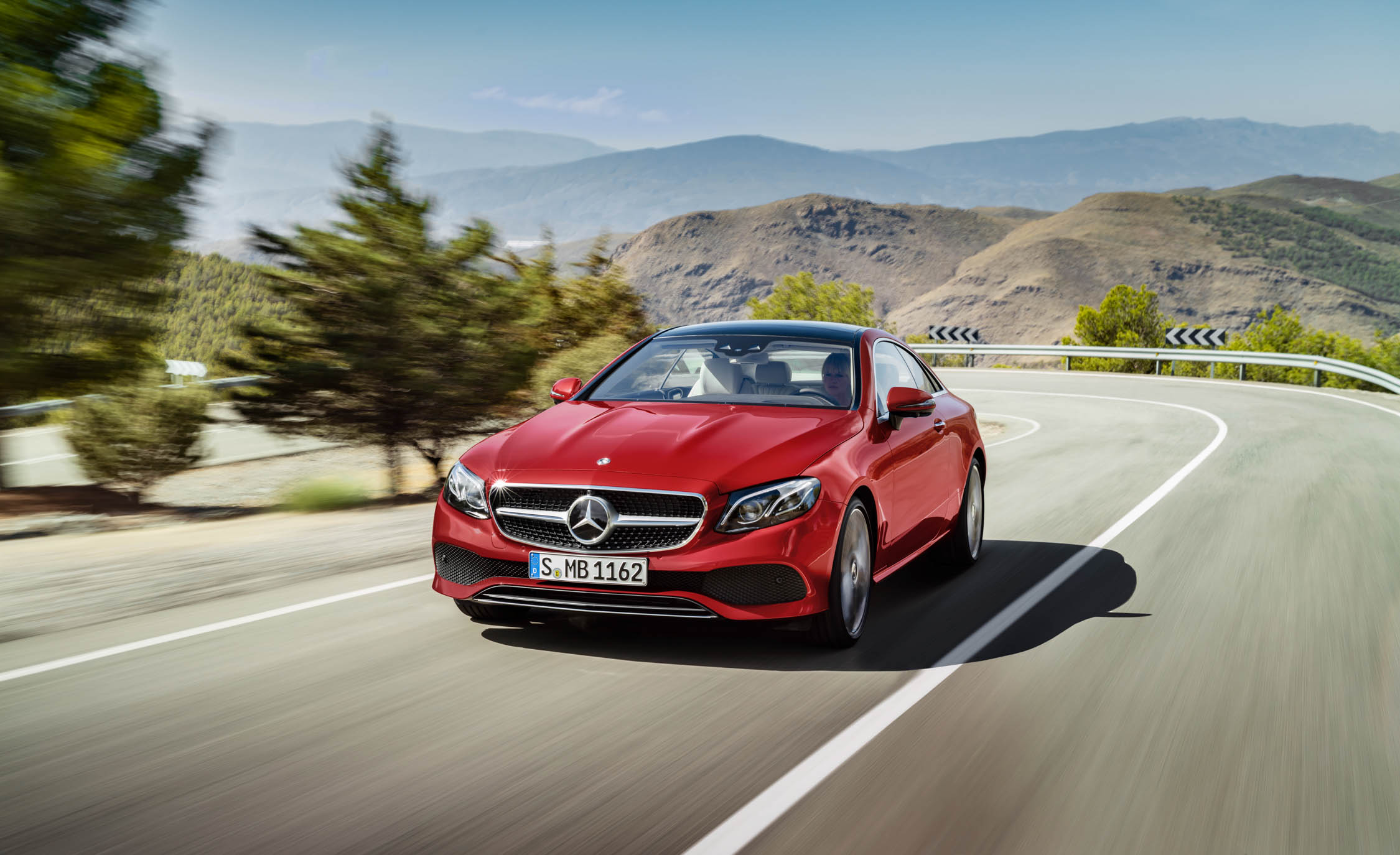 2018 Mercedes Benz E Class Coupe (Photo 55 of 60)