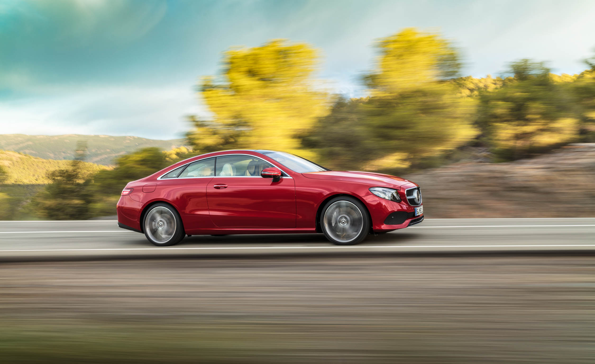 2018 Mercedes Benz E Class Coupe (Photo 60 of 60)