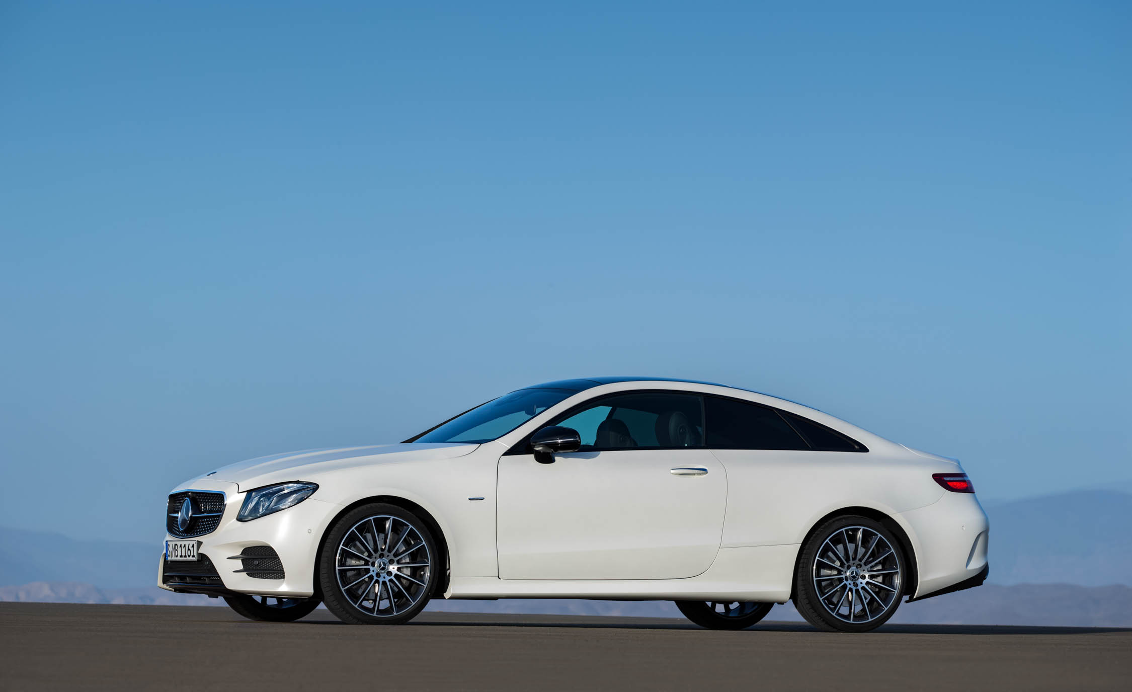 2018 Mercedes Benz E400 Coupe (Photo 55 of 60)