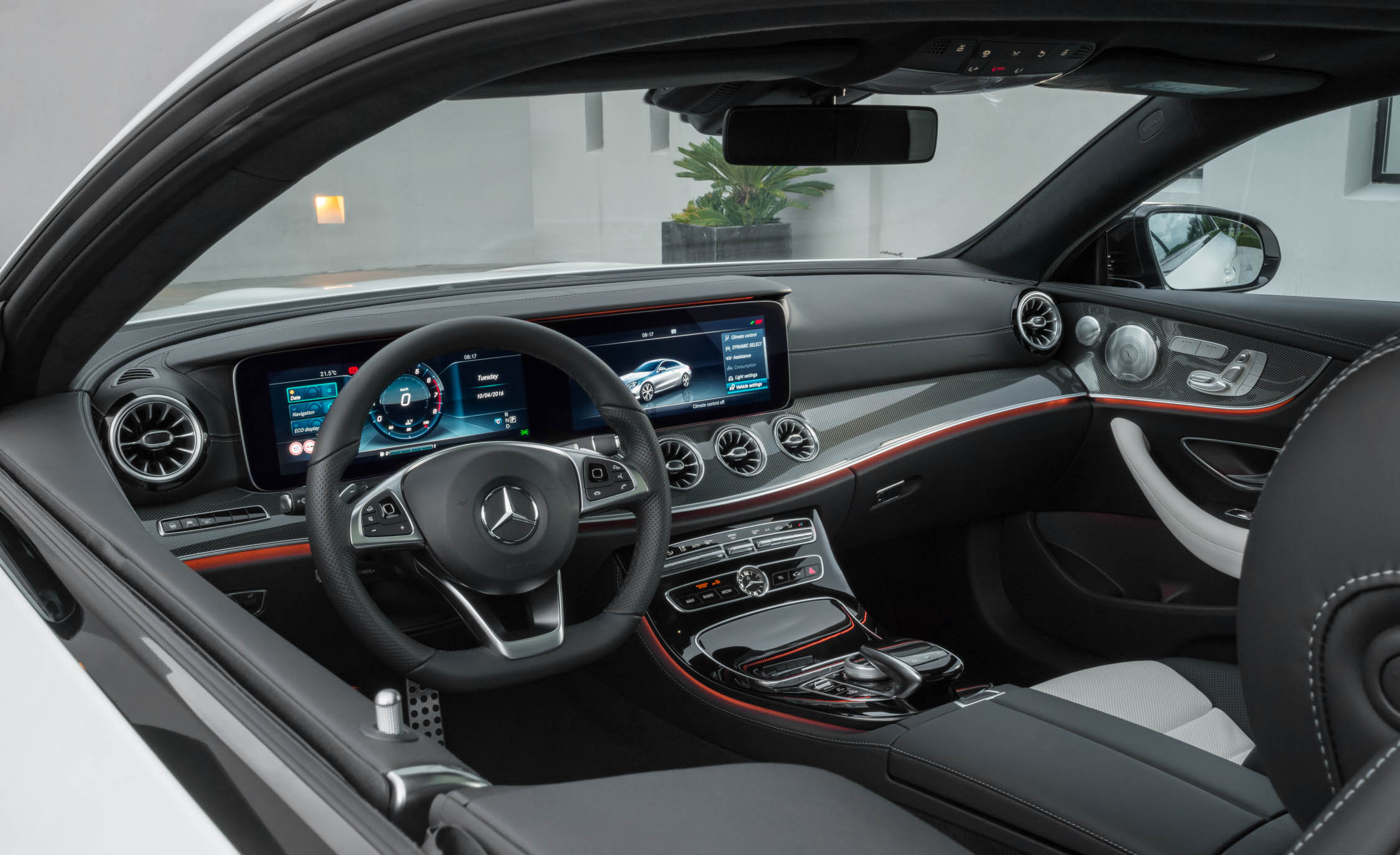 2018 Mercedes Benz E400 Coupe (Photo 51 of 60)