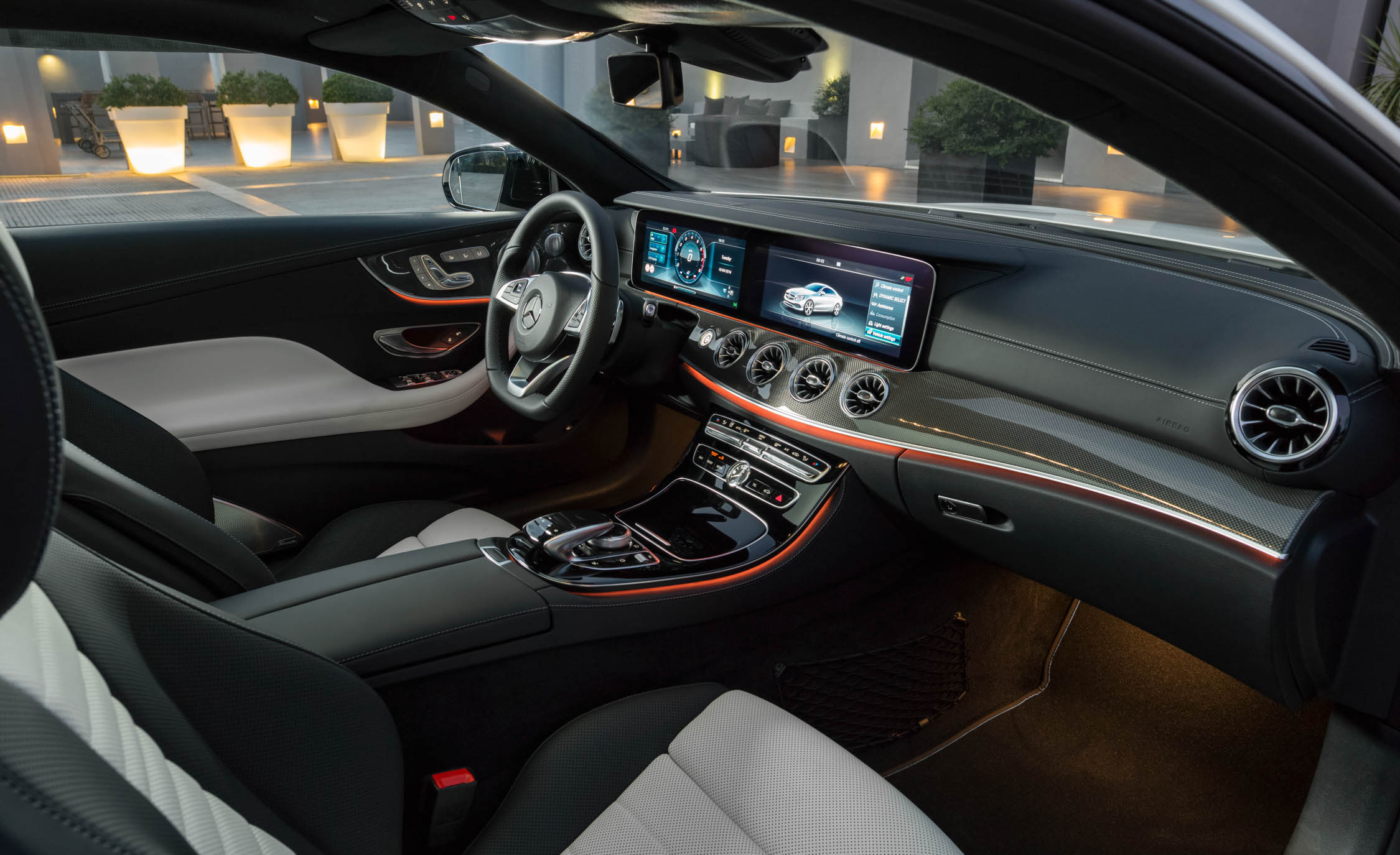 2018 Mercedes Benz E400 Coupe (Photo 48 of 60)