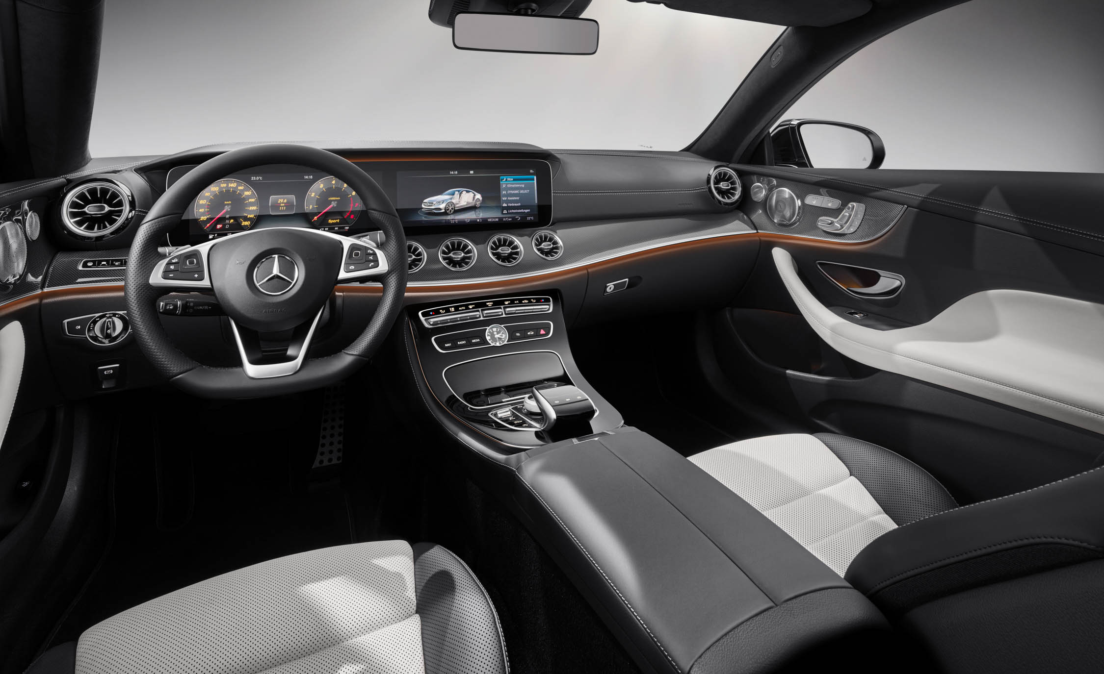 2018 Mercedes Benz E400 Coupe (Photo 49 of 60)